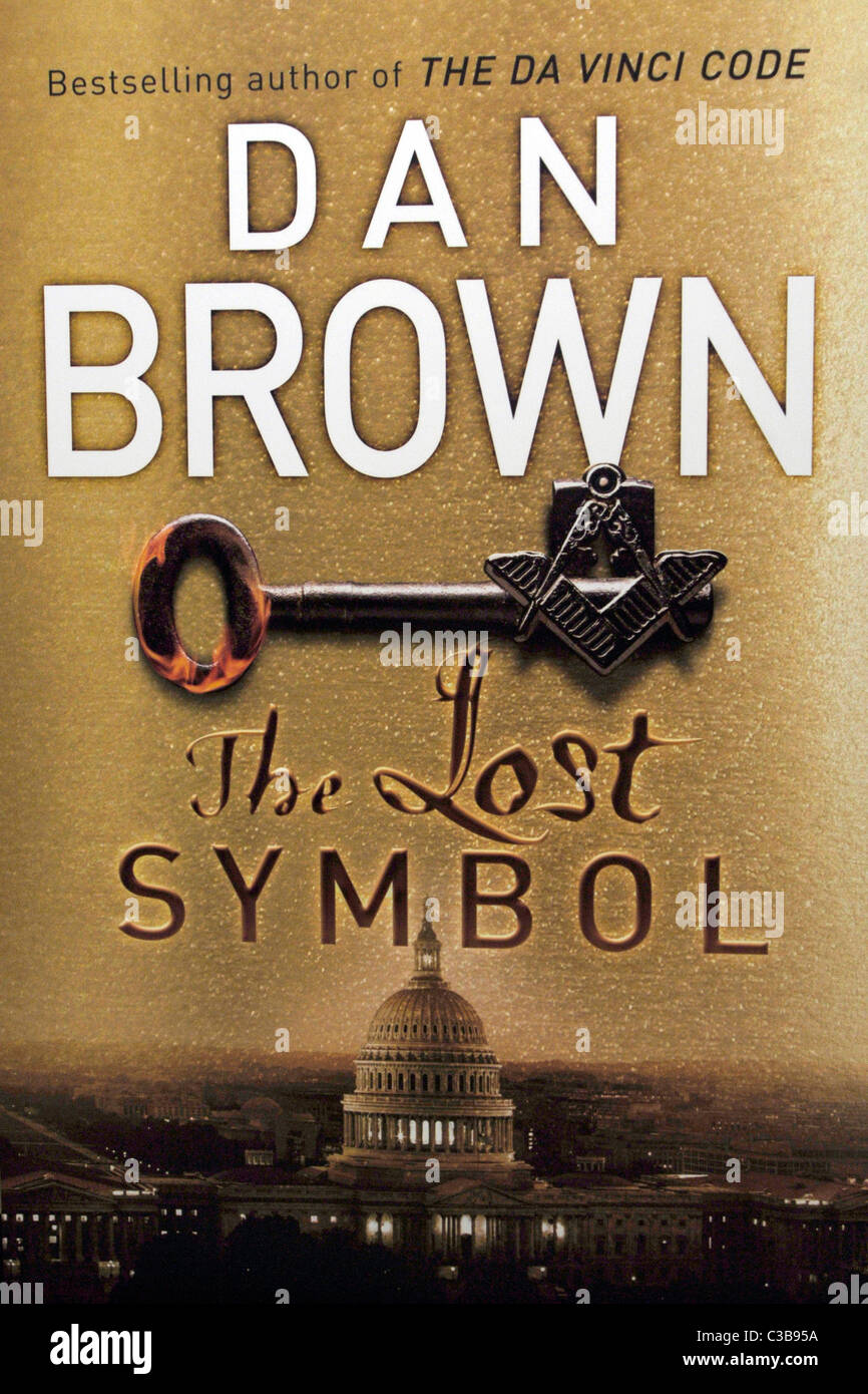 The Lost Symbol Dan Brown Stock Photos The Lost Symbol Dan Brown