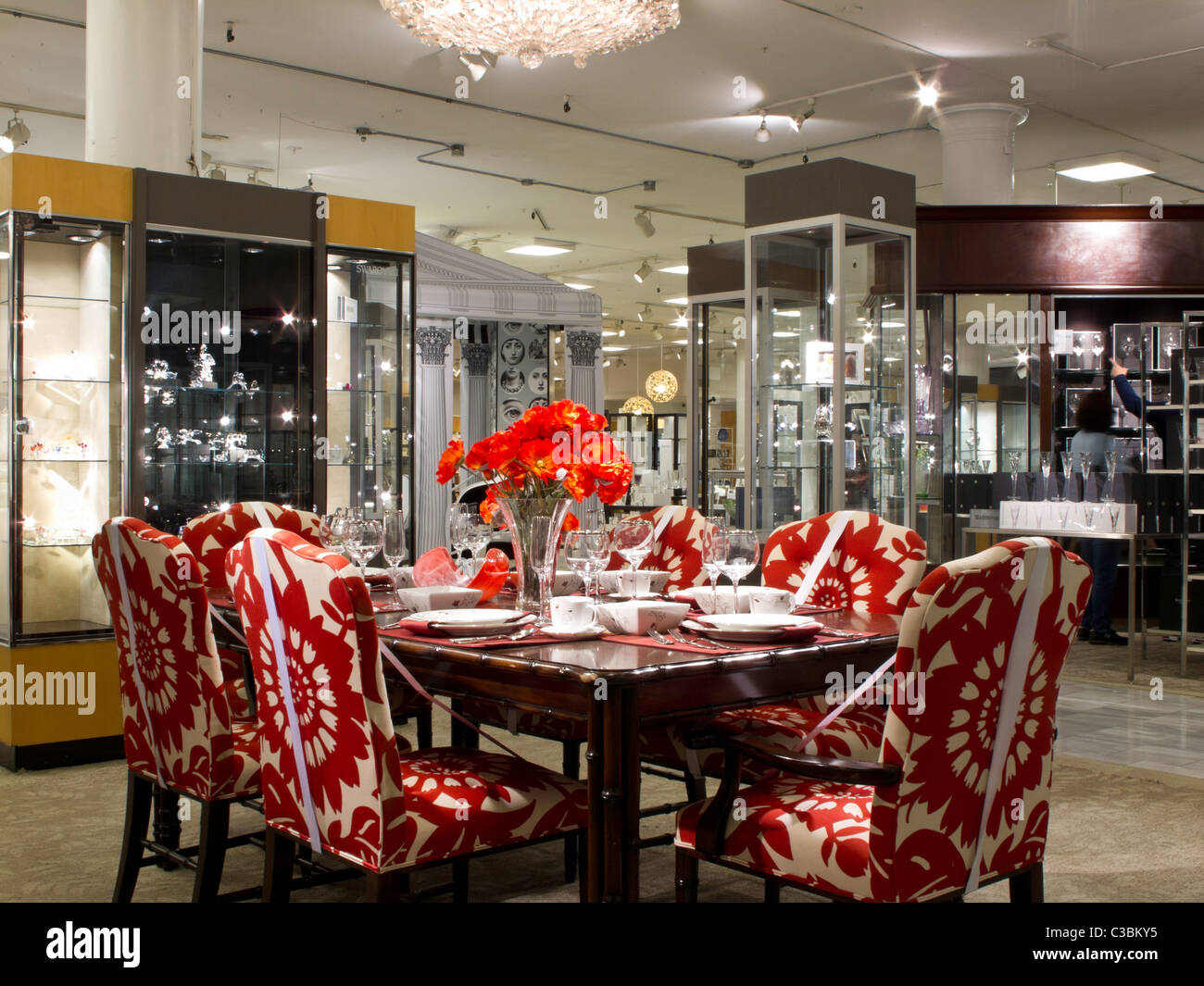 Macys Retail Furniture High Resolution Stock Photography and