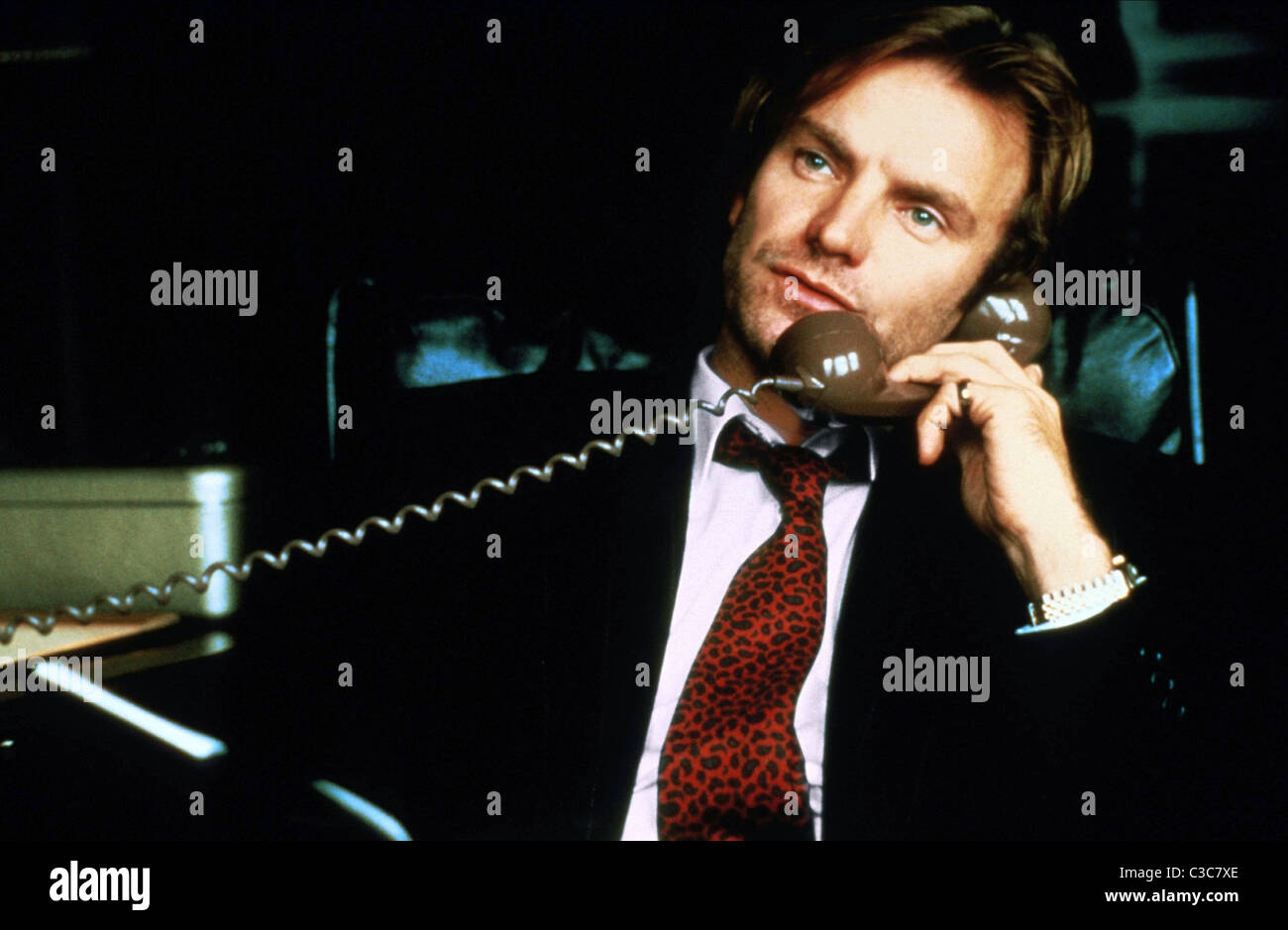 STING STORMY MONDAY (1988) - Stock Image