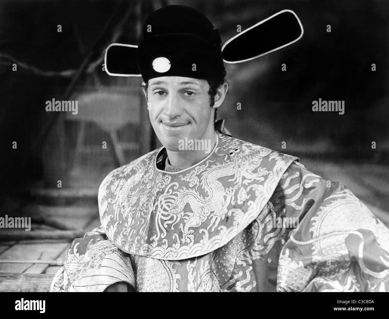 JEAN-PAUL BELMONDO LES TRIBULATIONS D'UN CHINOIS EN CHINE (1965) - Stock Image