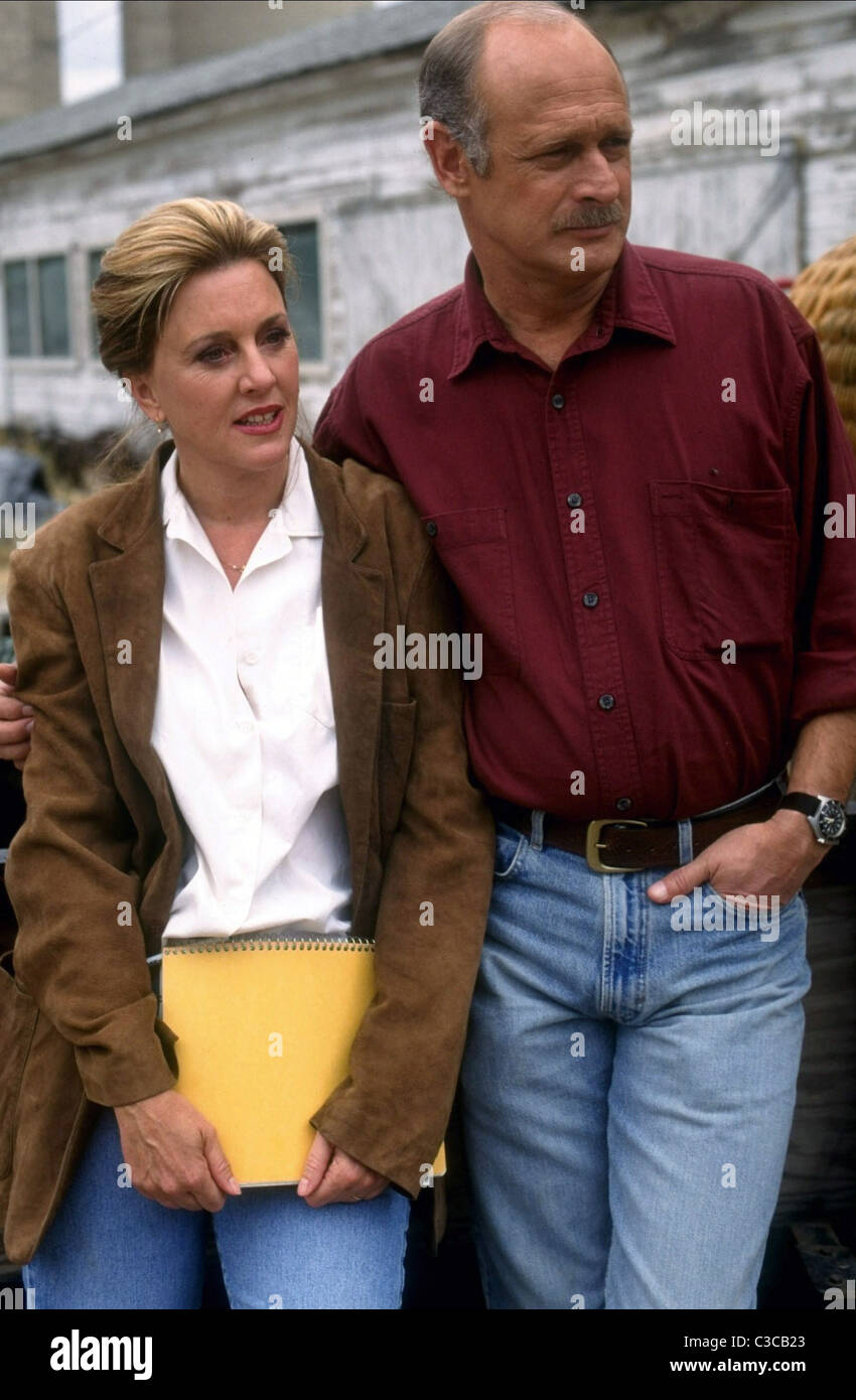WENDY PHILLIPS, GERALD MCRANEY, PROMISED LAND, 1996 - Stock Image