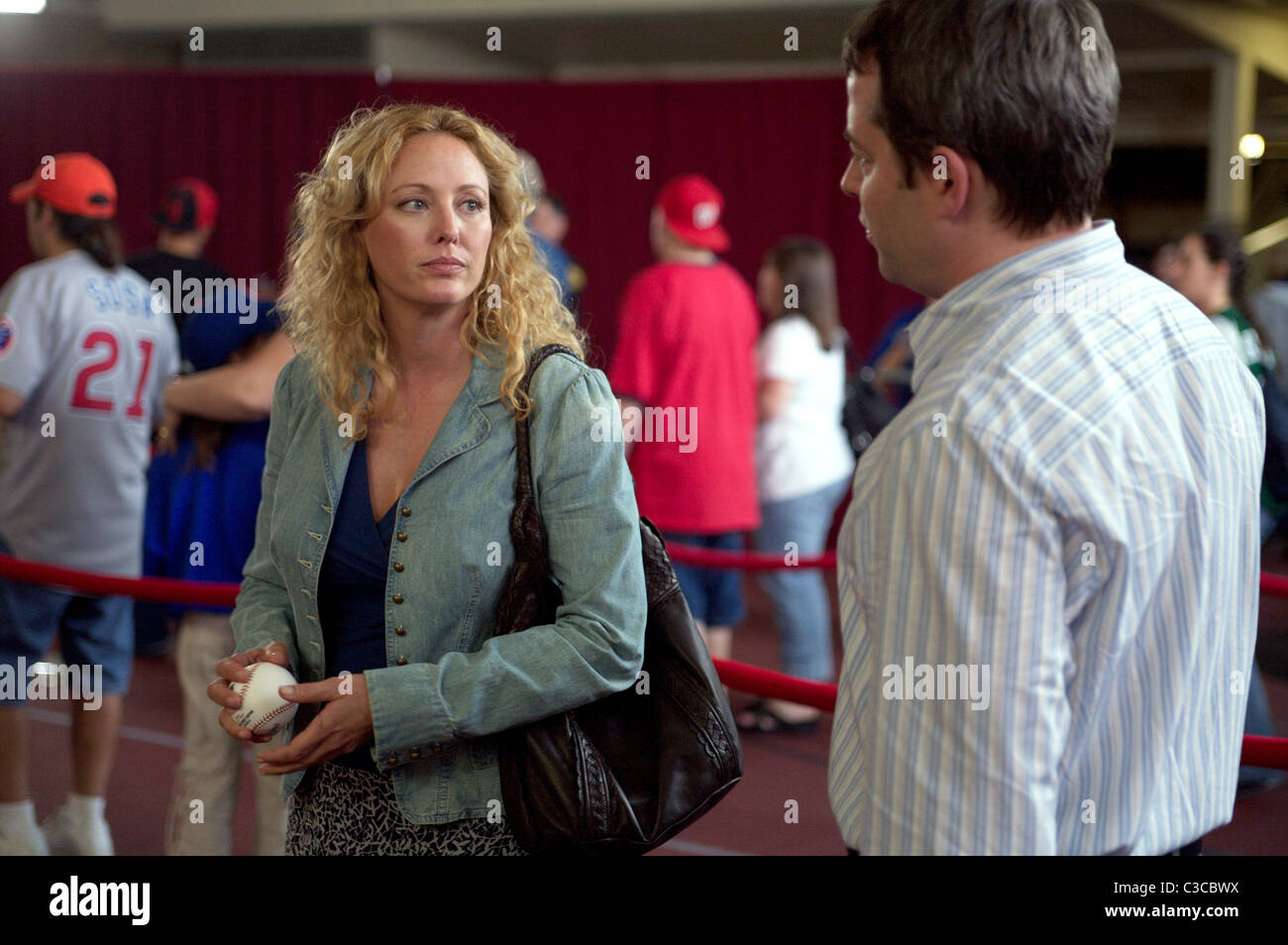 VIRGINIA MADSEN & MATTHEW BRODERICK DIMINISHED CAPACITY (2008) - Stock Image