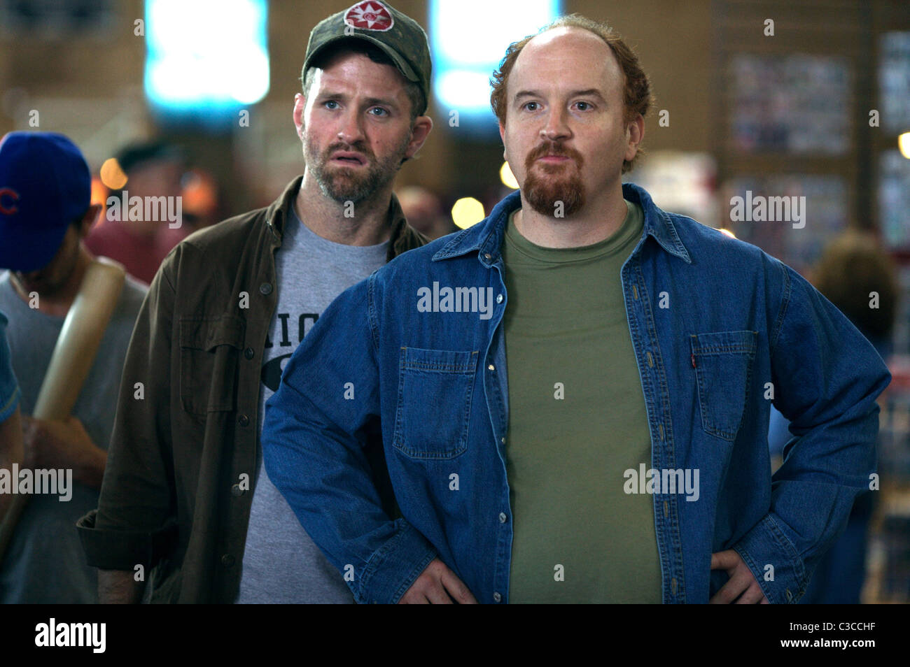 JIM TRUE-FROST & LOUIS C.K. DIMINISHED CAPACITY (2008) - Stock Image
