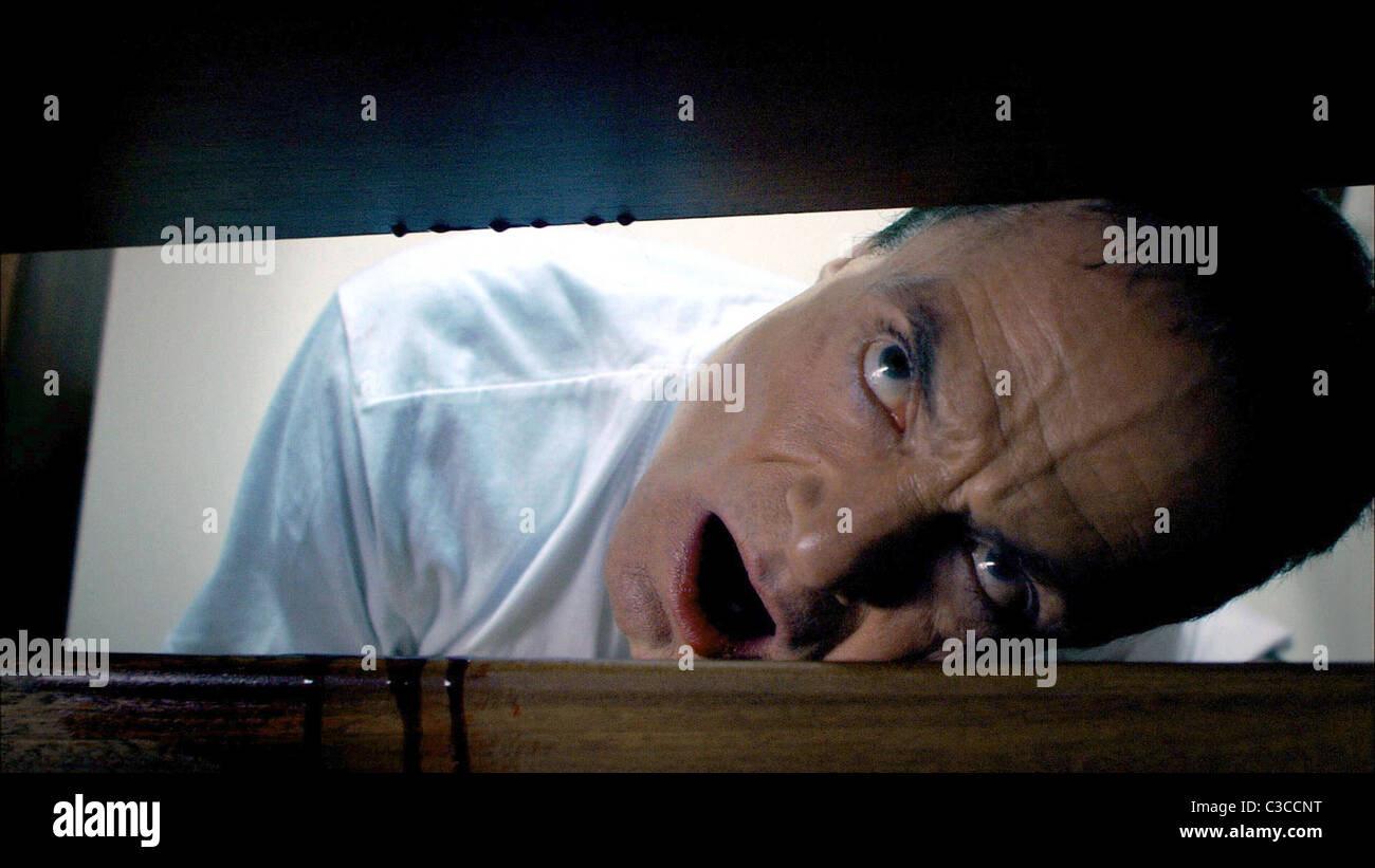 DIETER LASER THE HUMAN CENTIPEDE (FIRST SEQUENCE) (2009) - Stock Image