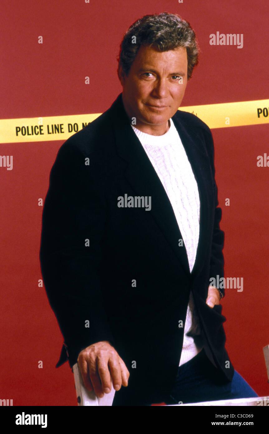 WILLIAM SHATNER 'RESCUE 911' (1989) - Stock Image