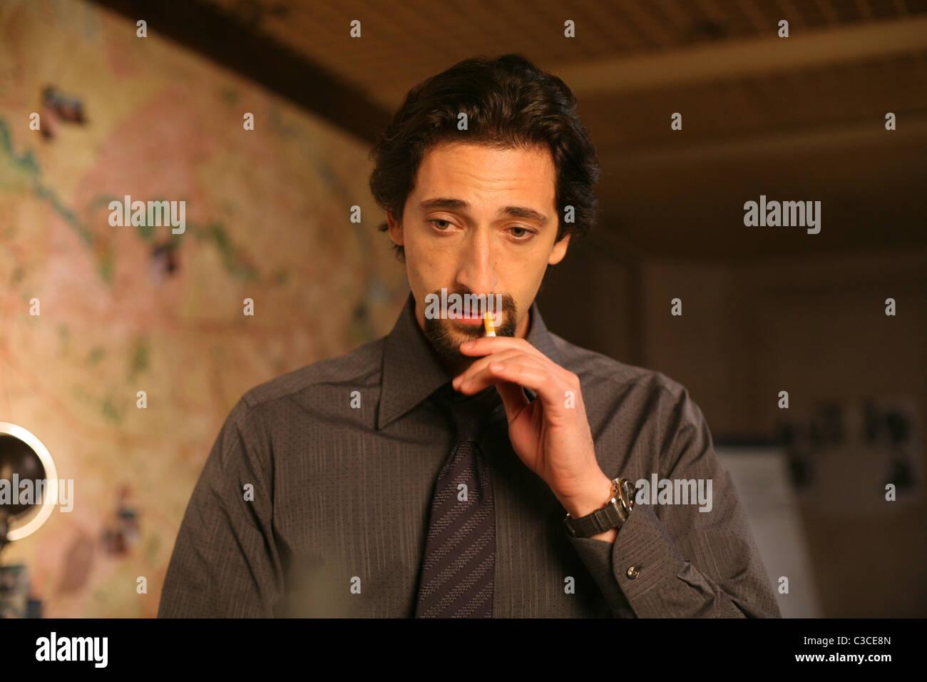 ADRIEN BRODY GIALLO (2009) - Stock Image