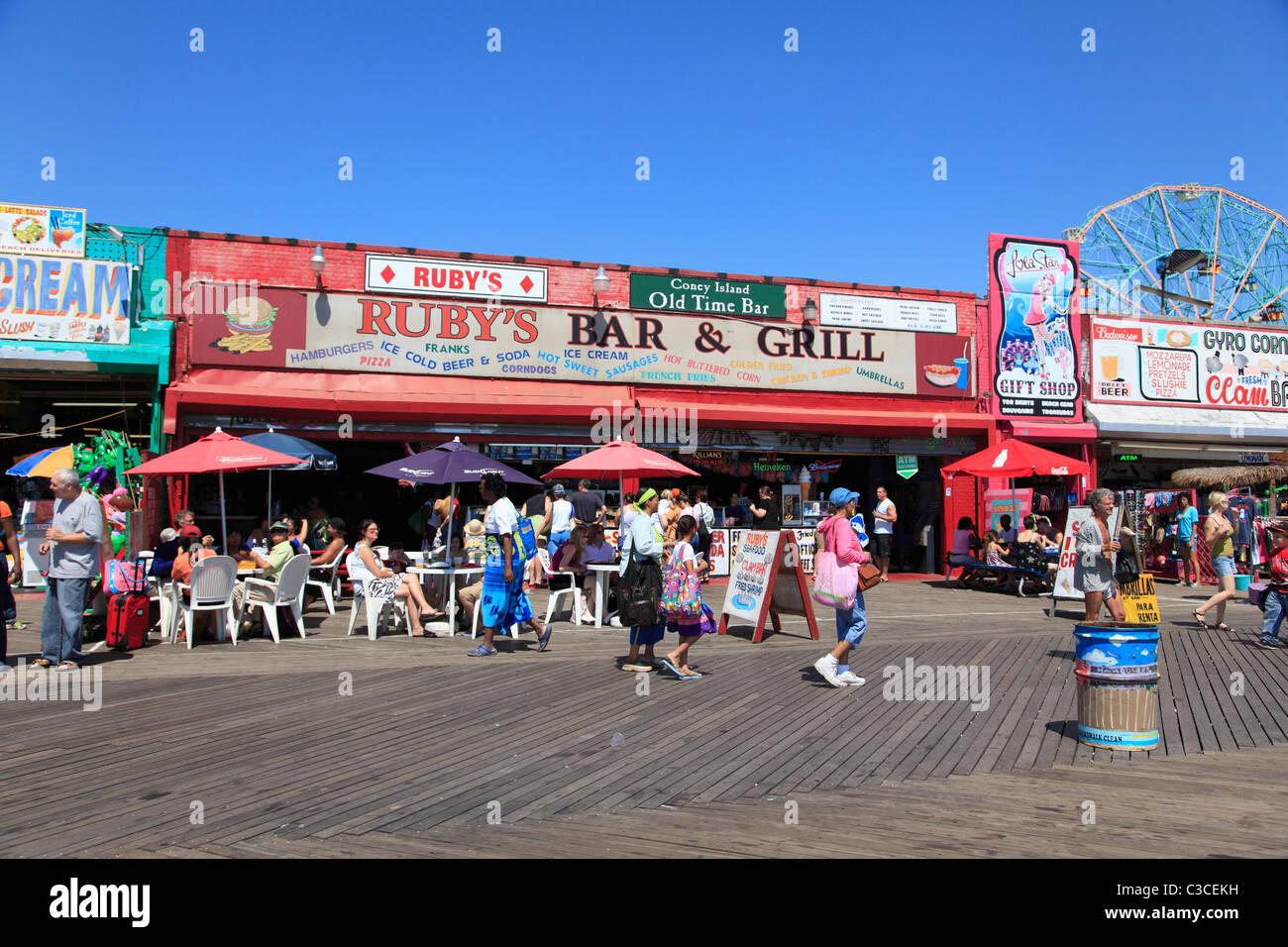 Ruby S Bar Coney Island