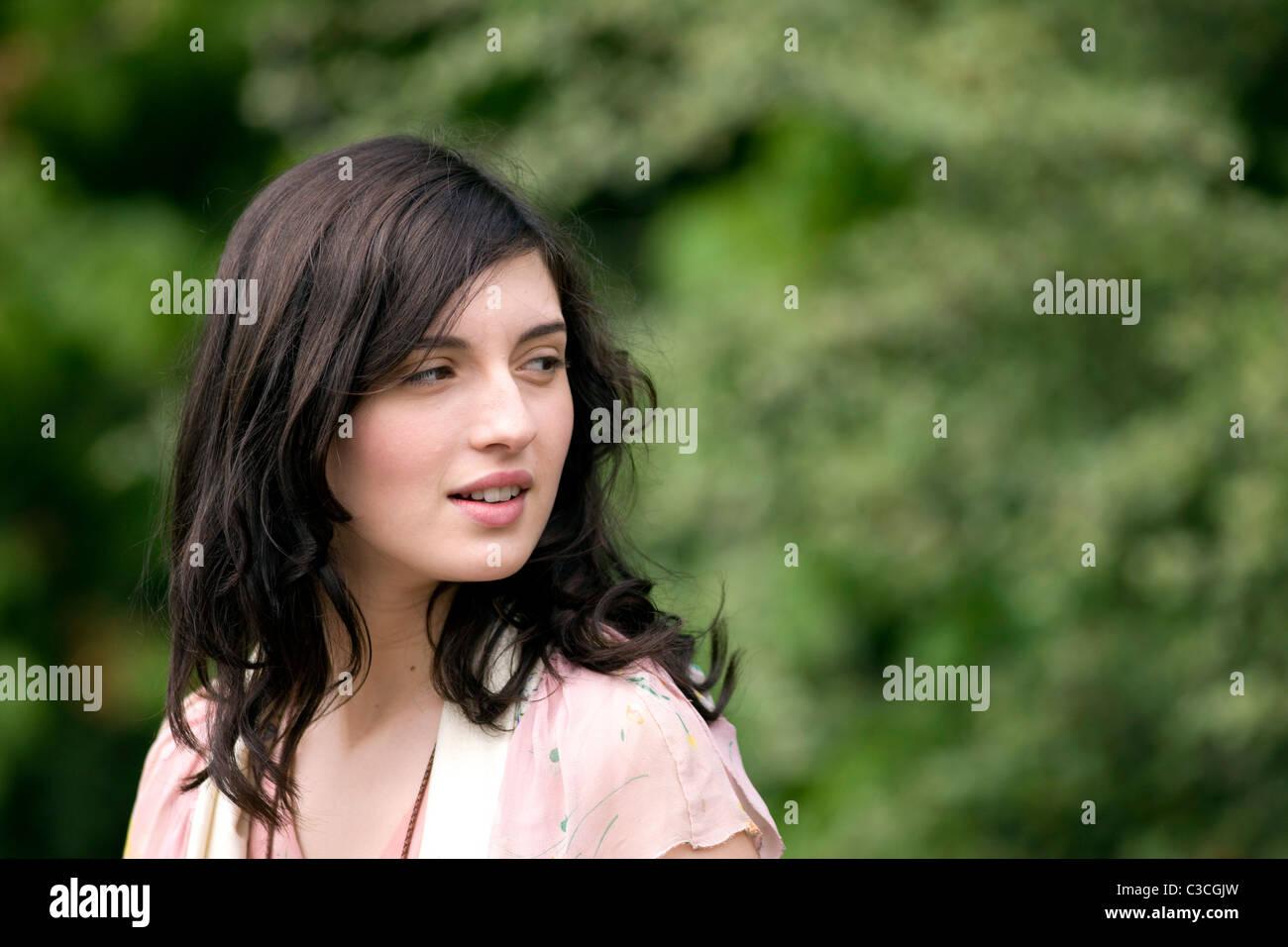 MARIA VALVERDE CRACKS (2009) - Stock Image