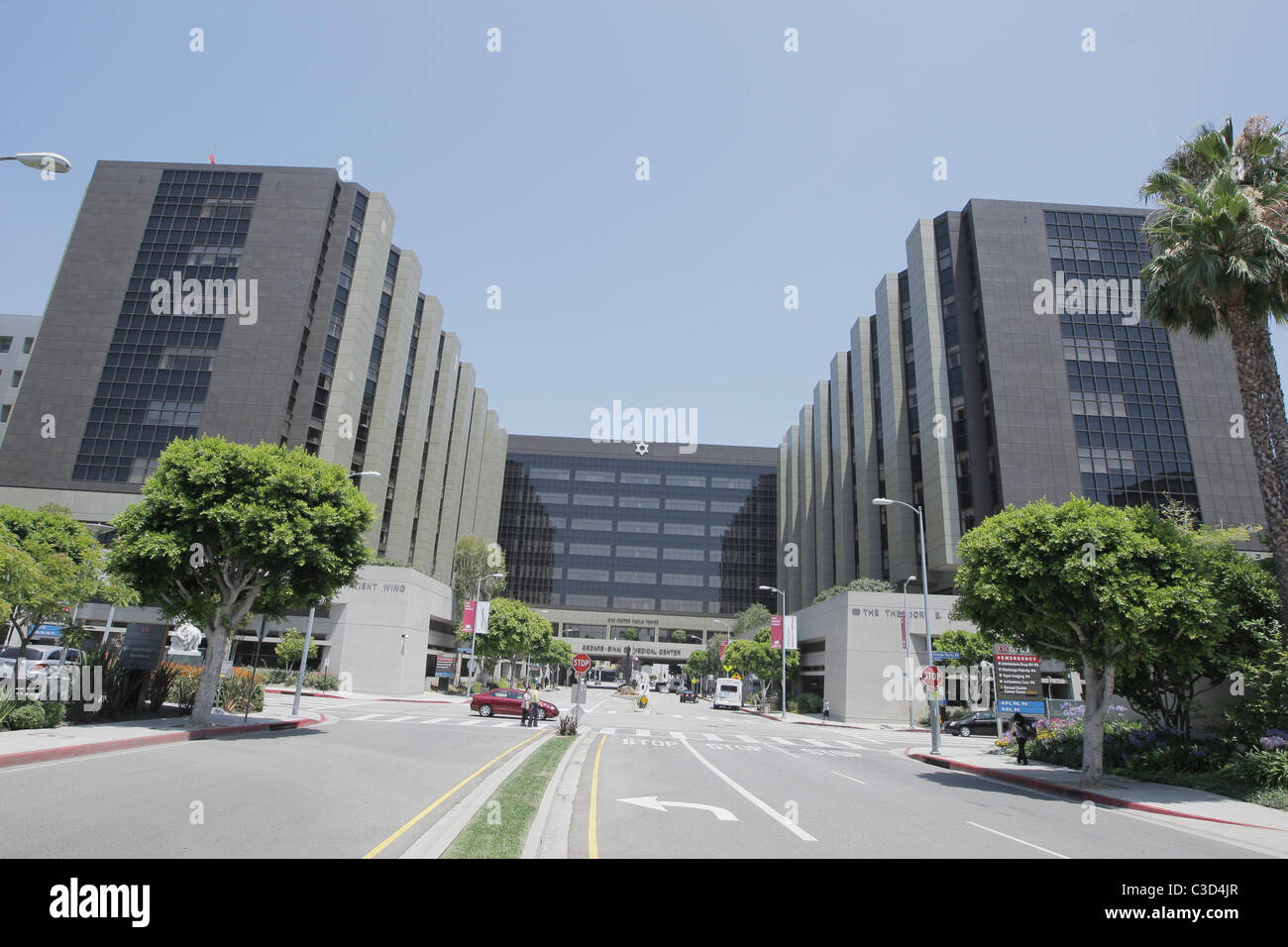 Atmosphere Michael Jackson has been admitted to Cedars-Sinai