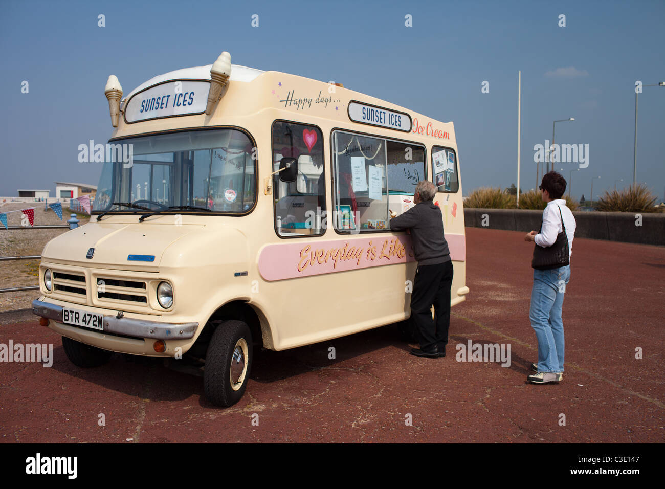 0172957dbd3a38 Old Lady Ice Cream Stock Photos   Old Lady Ice Cream Stock Images ...