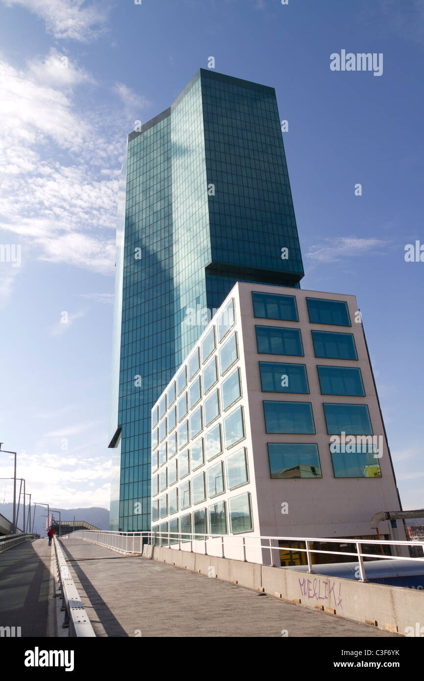 Prime Tower 4 - Stock Image