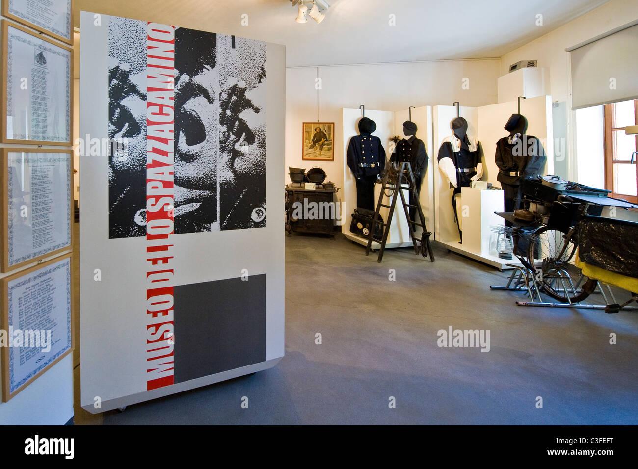 Chimney Sweep Museum Santa Maria Maggiore Vigezzo Valley Piedmont