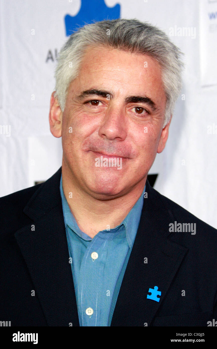 adam arkin and george clooney