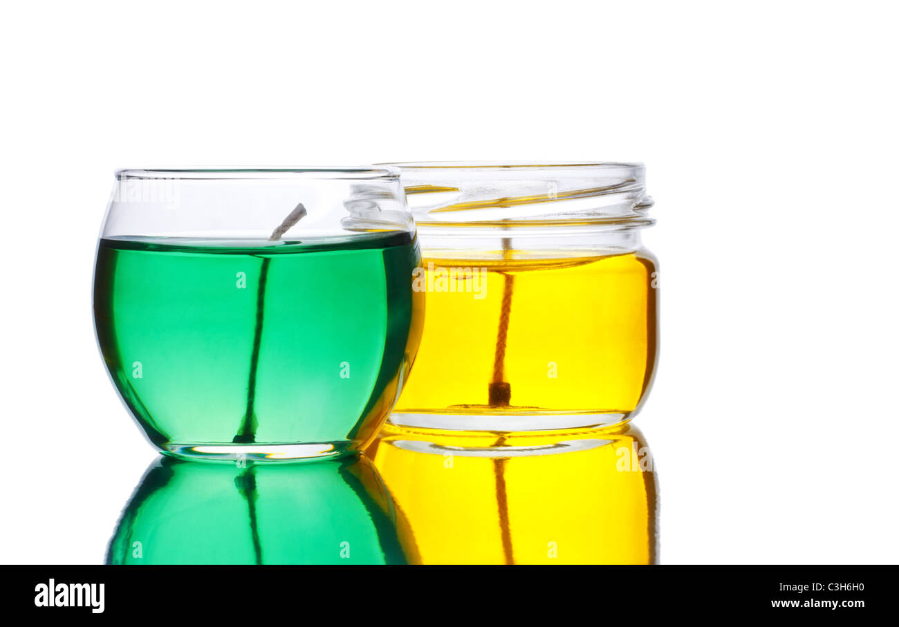 Gel Candles Stock Photos & Gel Candles Stock Images - Alamy