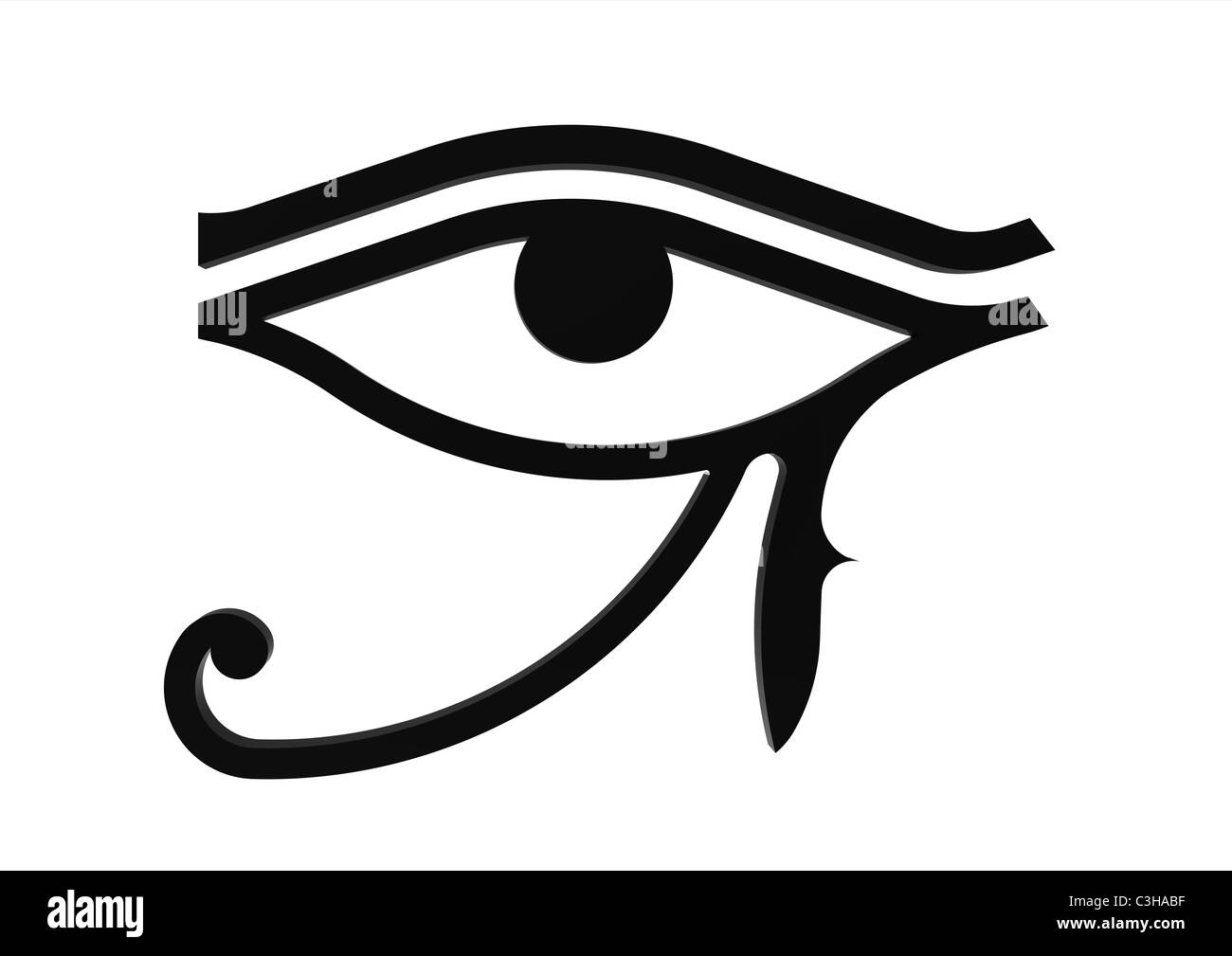 Horus Eye Stock Photos Horus Eye Stock Images Alamy