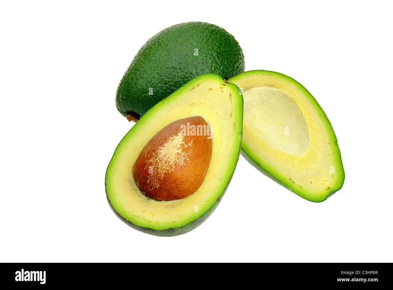 Avocado 05 - Stock Image