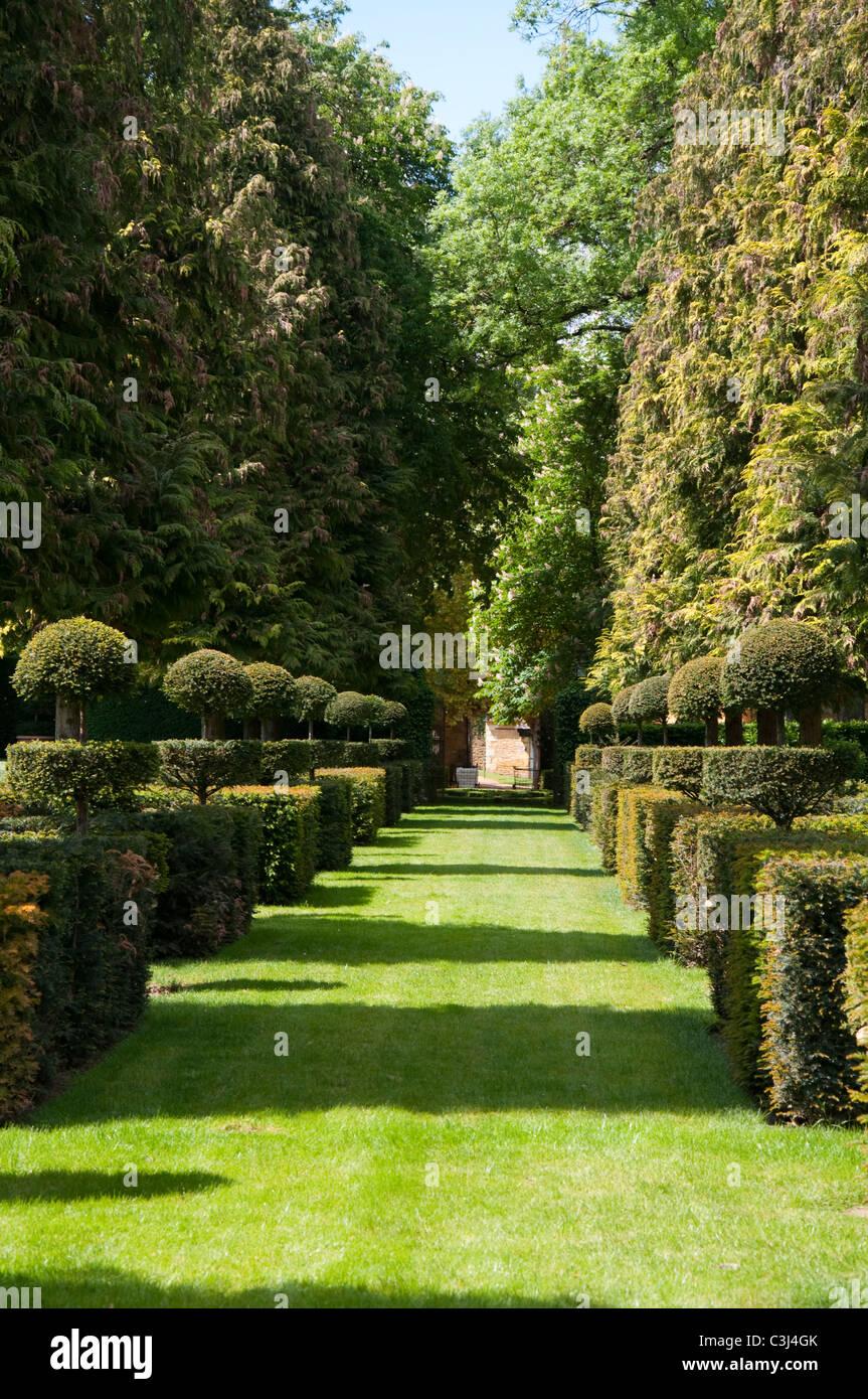 Les Jardins d'Eyrignac en Dordogne, France EU Stock Photo: 36663443 - Alamy
