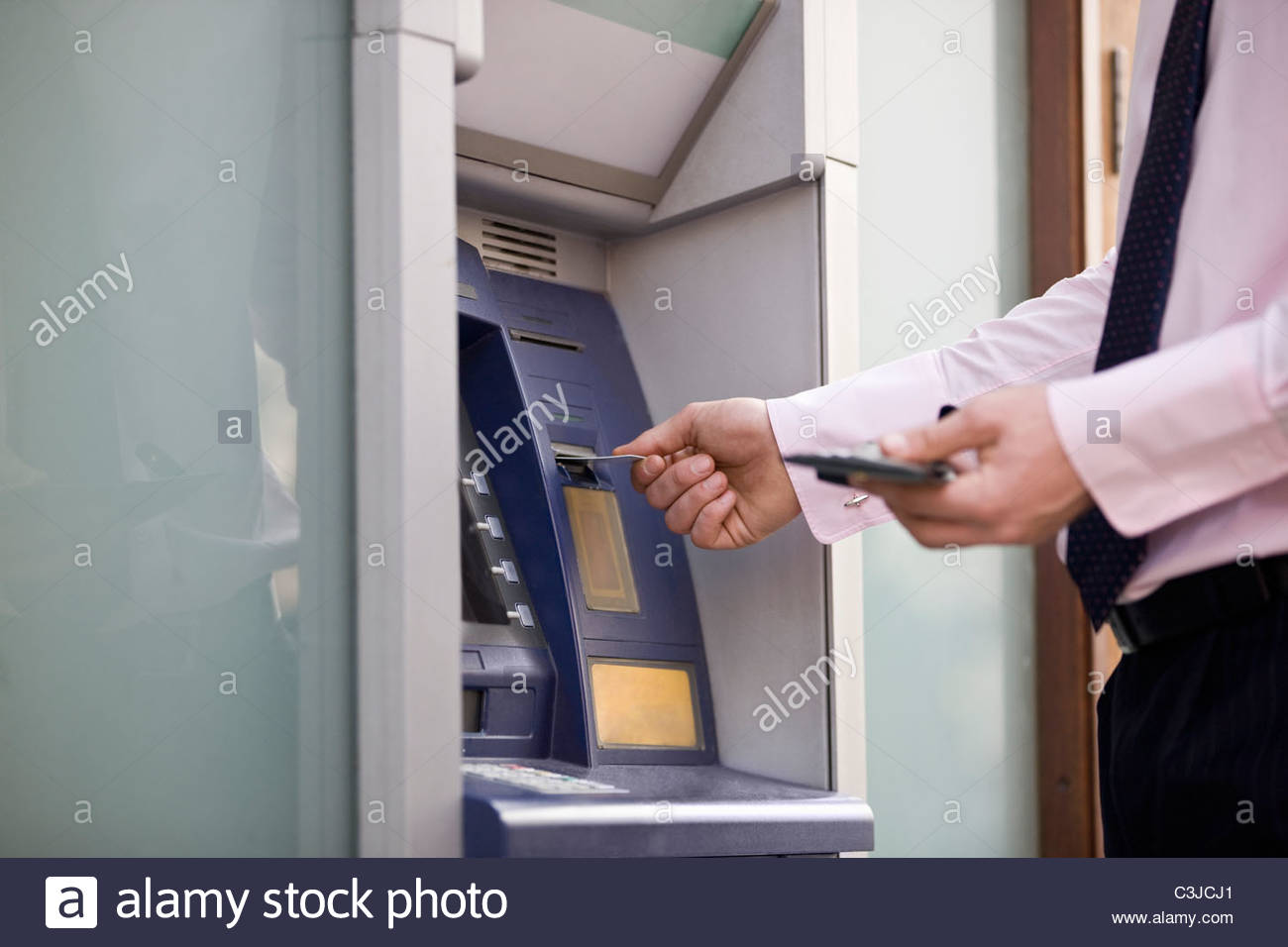 Automatic Teller Stock Photos Amp Automatic Teller Stock Images Alamy