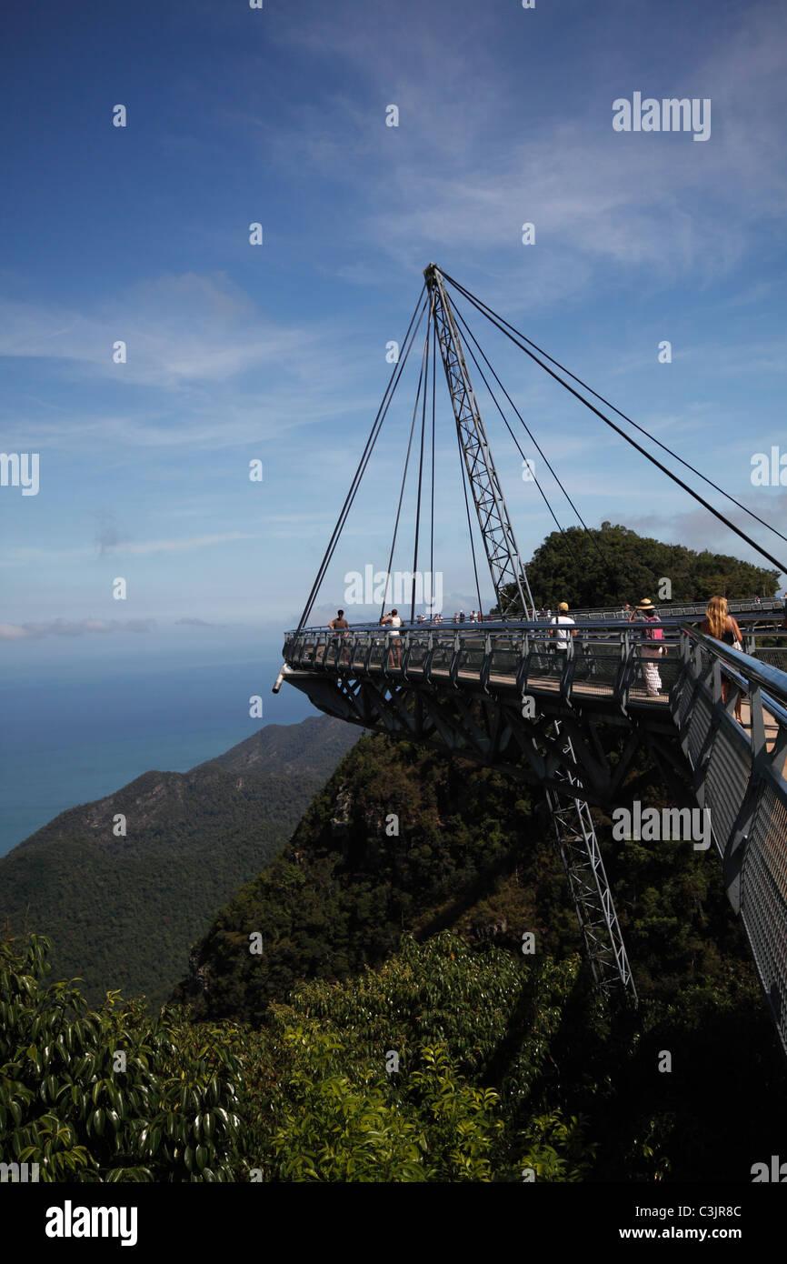 Langkawi Skybridge - Stock Image