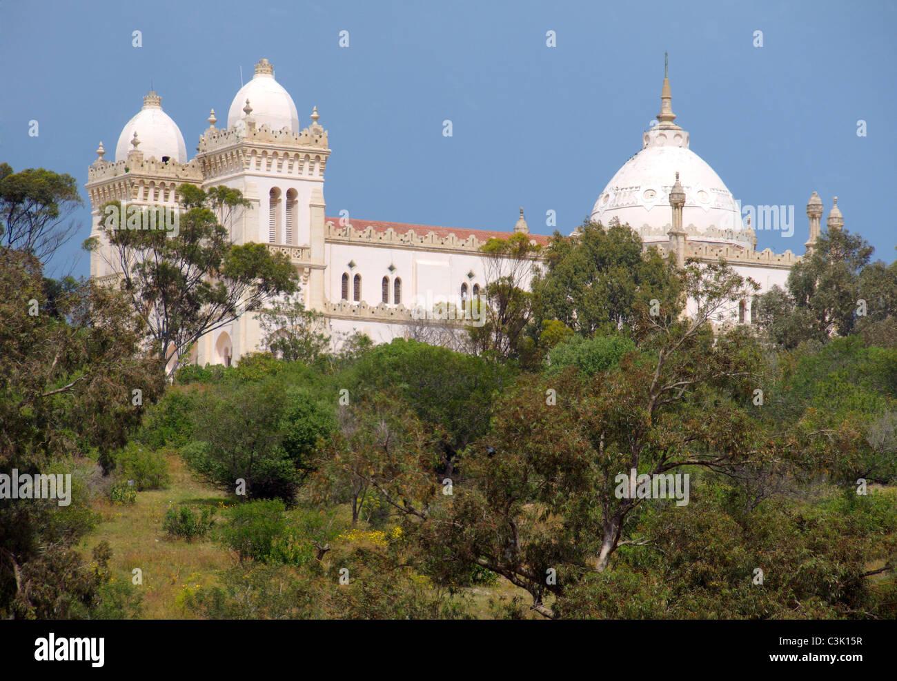 Muslim Mosque, Tunisia - Stock Image