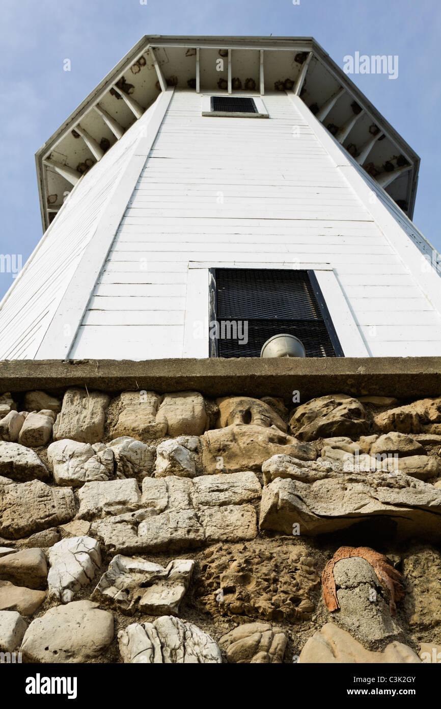 Fond du Lac Lighthouse - Stock Image