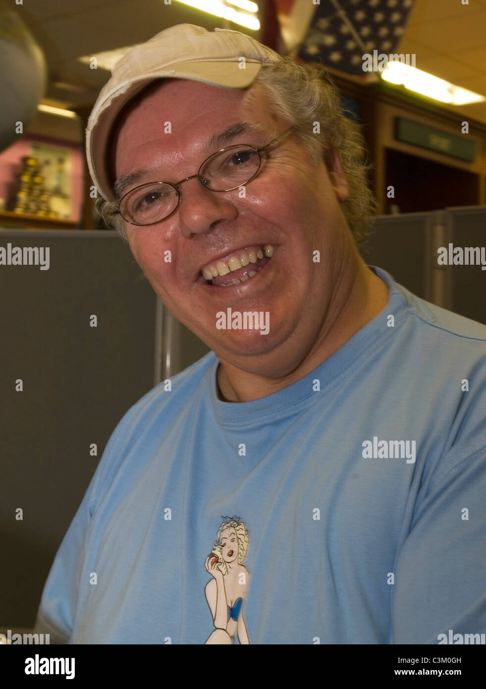 Comedian, Roy 'Chubby' Brown
