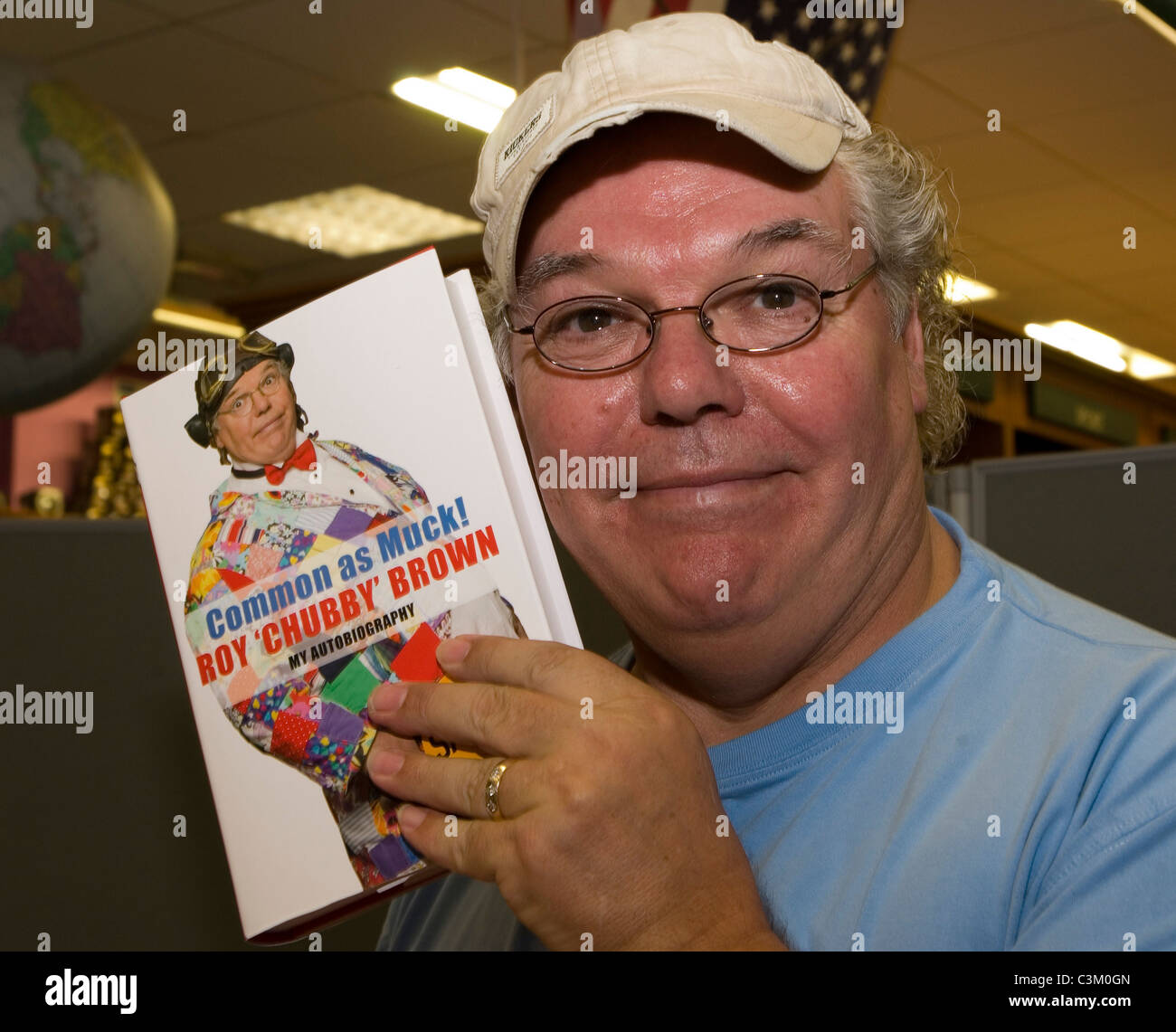 Roy chubby brown lincoln for