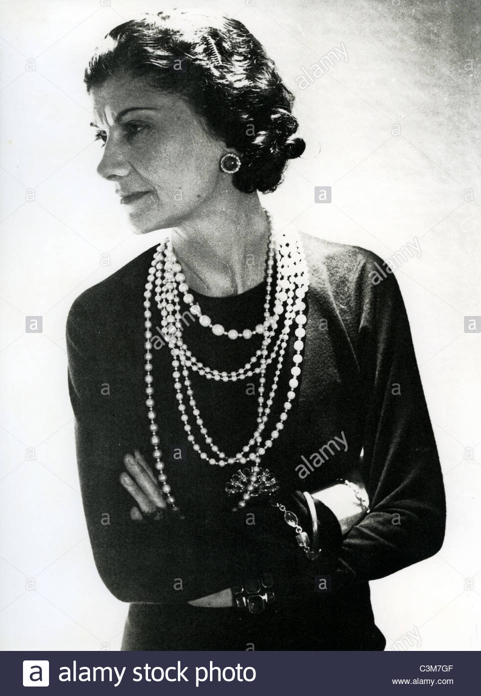 Gabrielle Coco Chanel High Resolution Stock Photography And Images Alamy