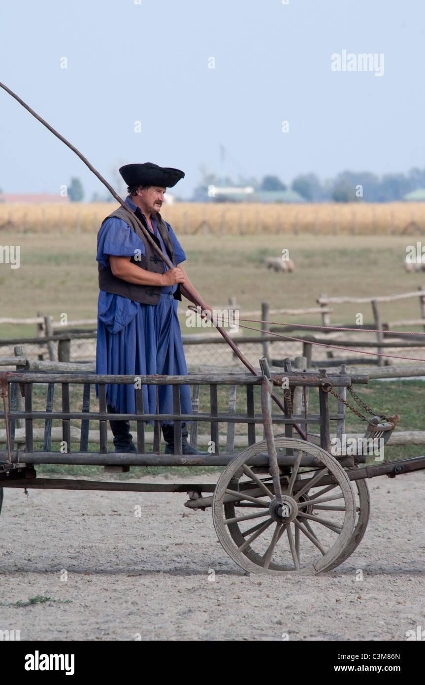 Hungary Kalocsa Traditional Hungarian Ranch Amp Cowboy