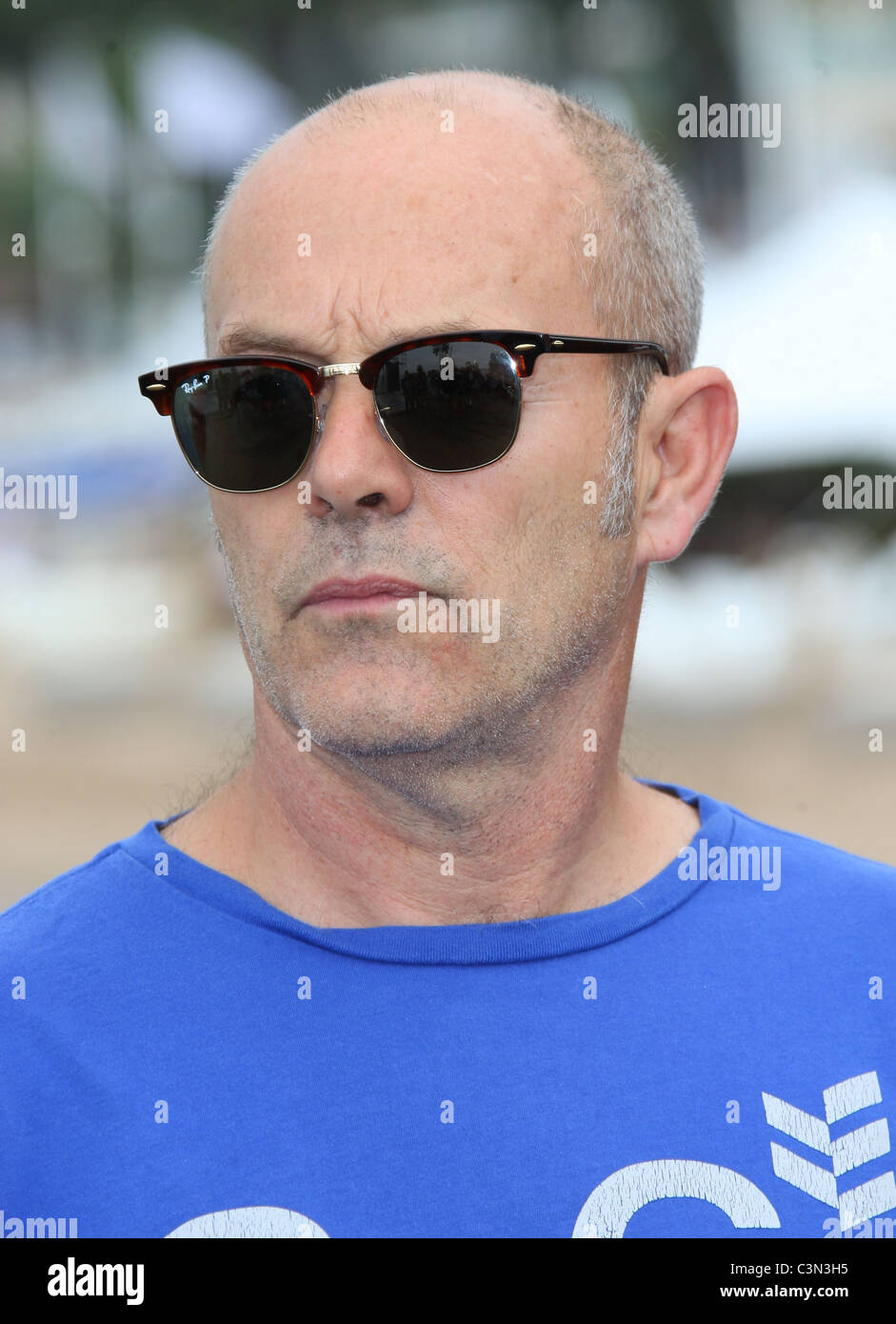 KEITH ALLEN UNLAWFUL KILLING PHOTOCALL CANNES FILM FESTIVAL 2011 CARLTON HOTEL PIER CANNES FRANCE 13 May 2011 - Stock Image