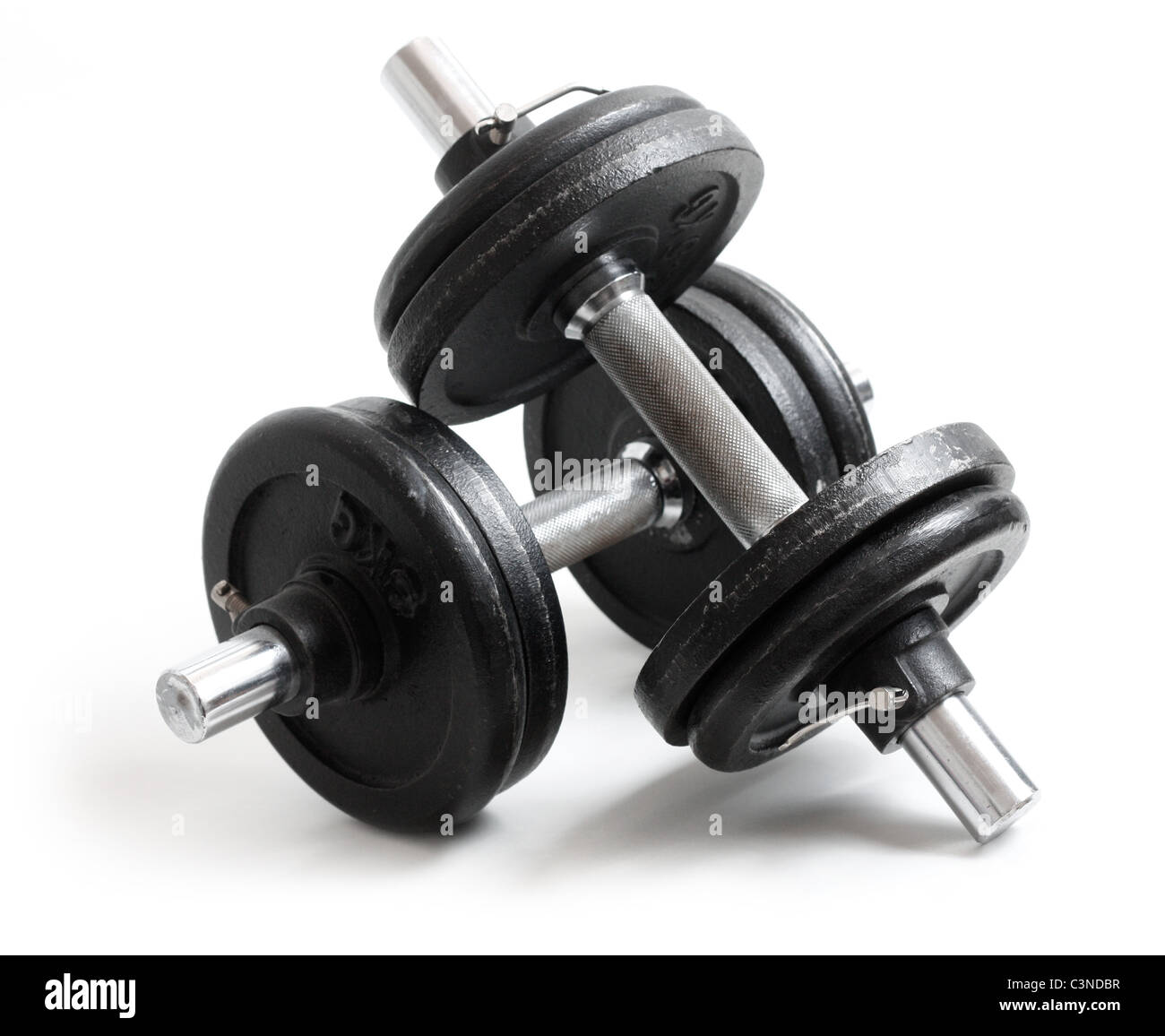 Weights - Stock Image