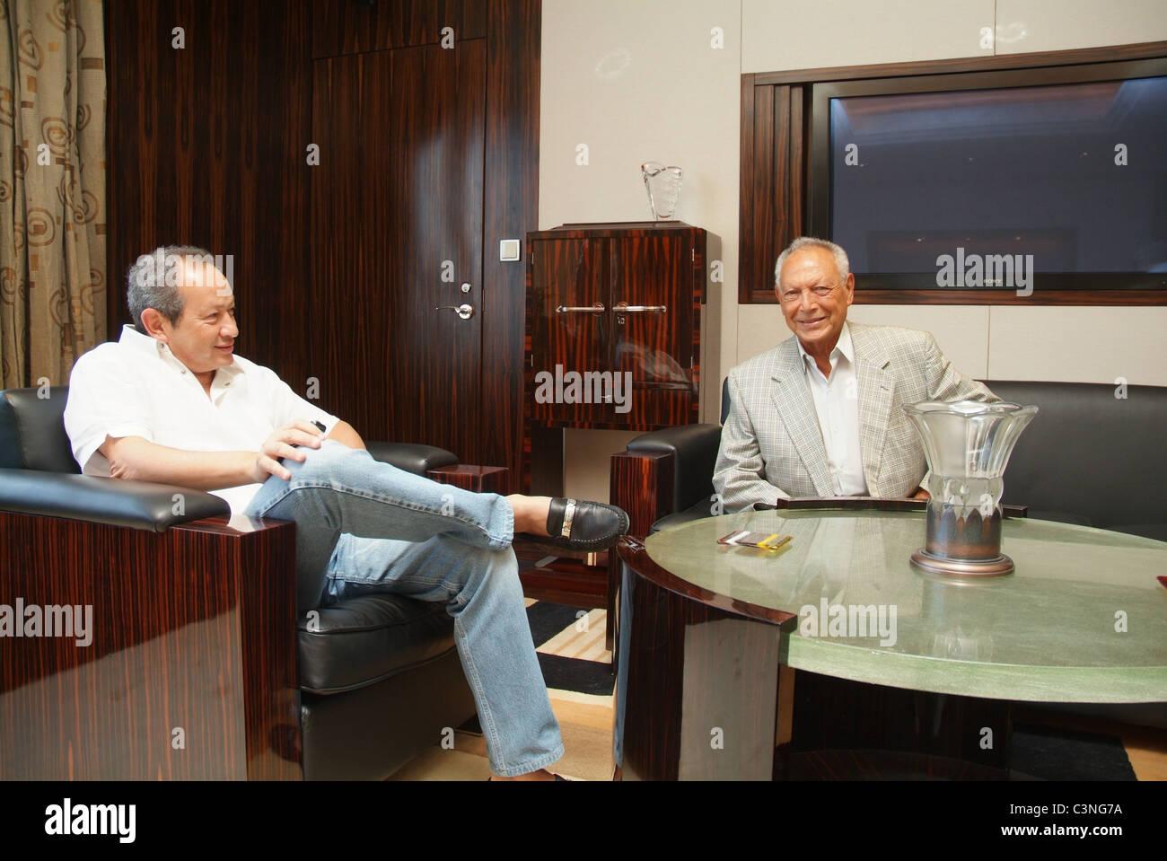 Onsi Sawiris Stock Photos & Onsi Sawiris Stock Images - Alamy
