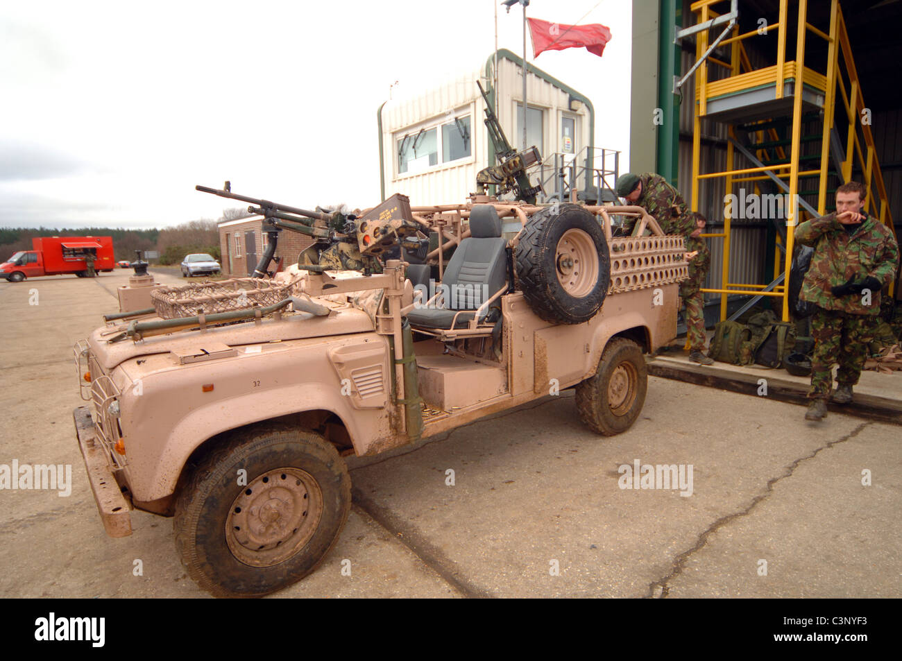 england land rover sale landrover forces vehicle annual military herefordshire eastnor special stock sas uk for panther show at photo pink