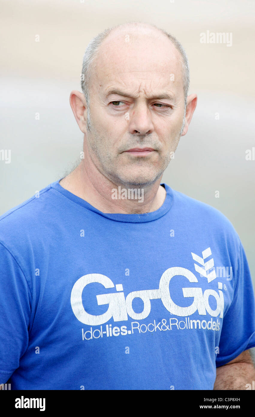 KEITH ALLEN UNLAWFUL KILLING PHOTOCALL CARLTON PIER CANNES FRANCE 13 May 2011 - Stock Image