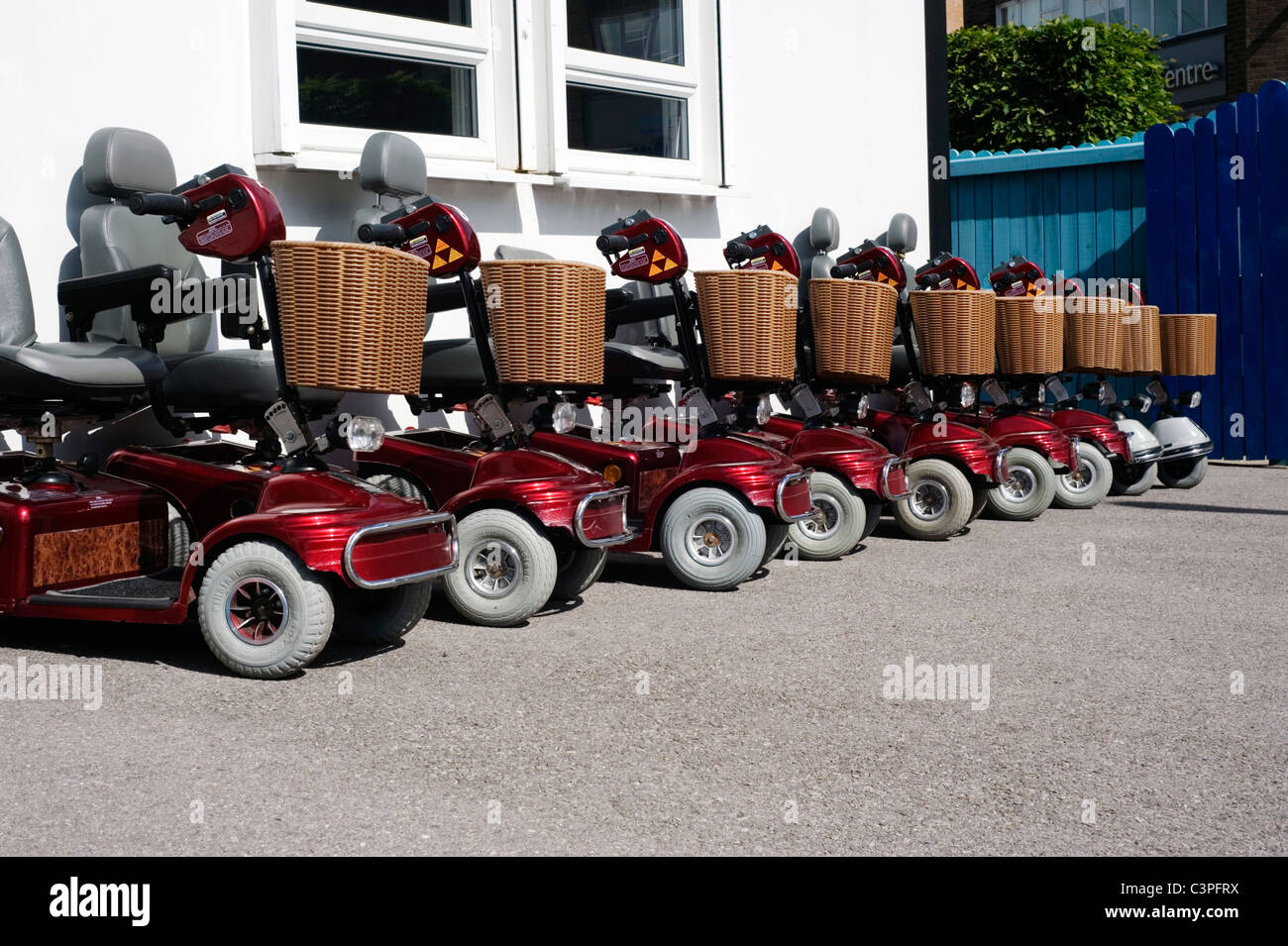 Scooters For Rent Stock Photos Scooters For Rent Stock Images Alamy