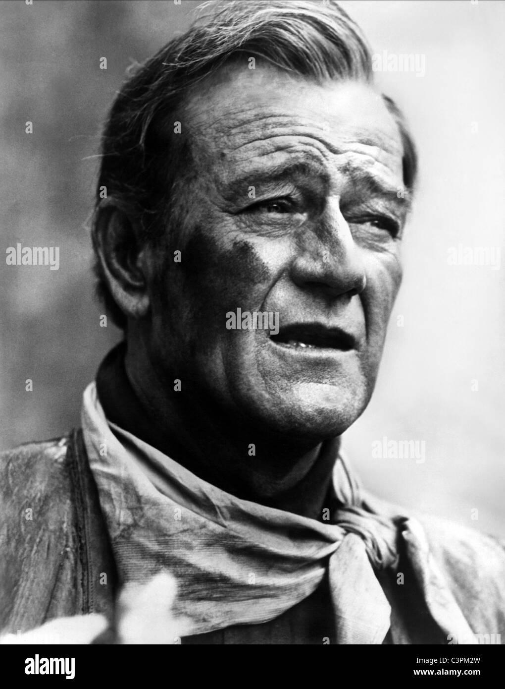 JOHN WAYNE THE ALAMO (1960) - Stock Image