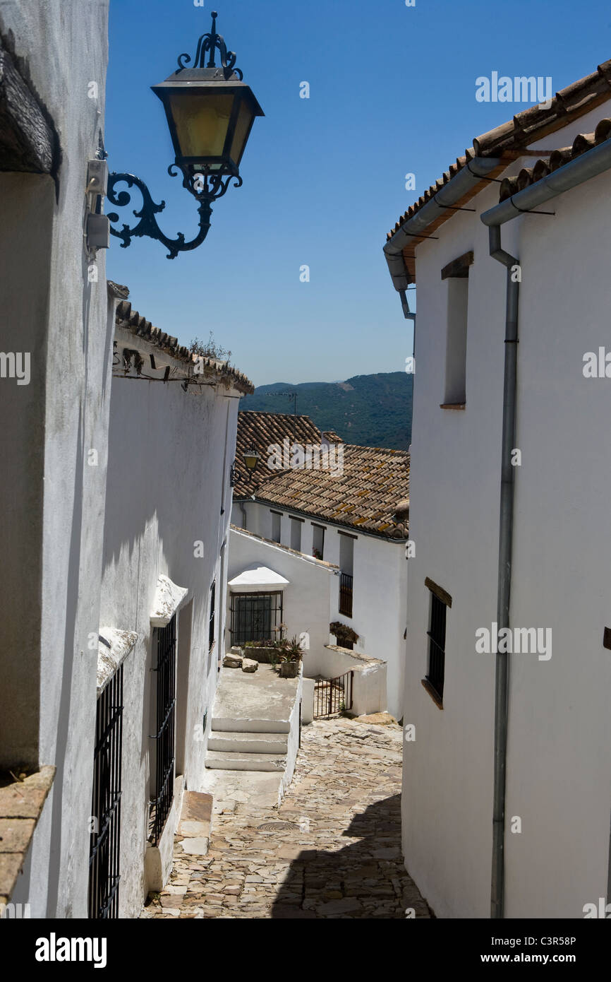 Castellar de la Frontera, Cadiz, Andalucia, Spain - Stock Image
