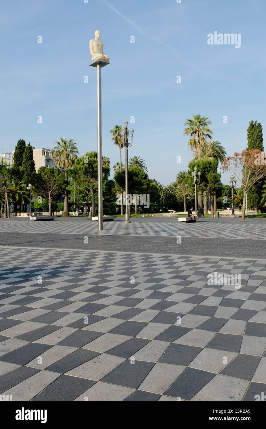 Place Massena, Nice - Stock Image