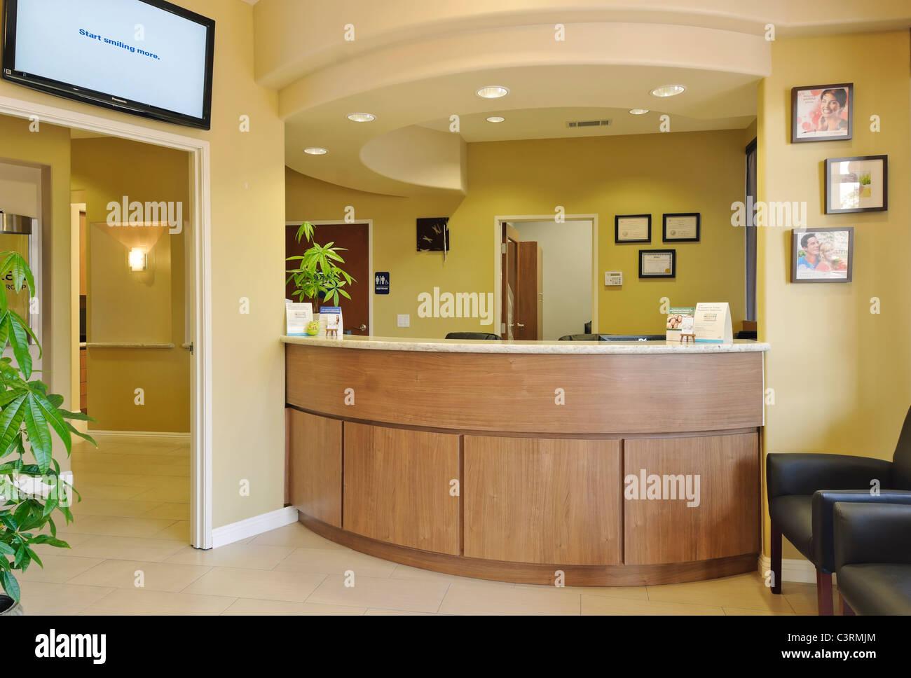 Interior New Dental Clinic Office Stock Photos Interior