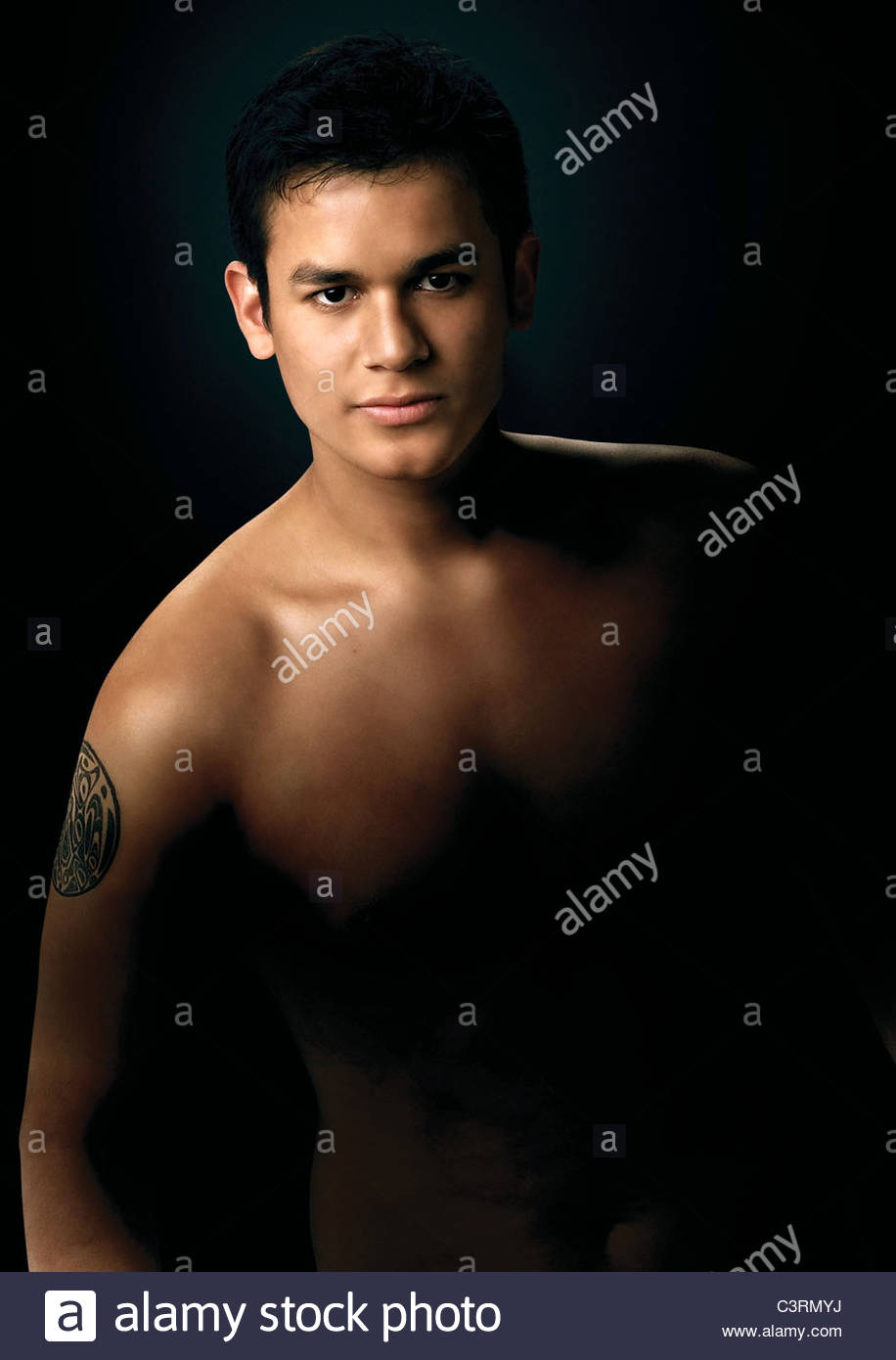 BRONSON PELLETIER THE TWILIGHT SAGA: NEW MOON (2009) - Stock Image