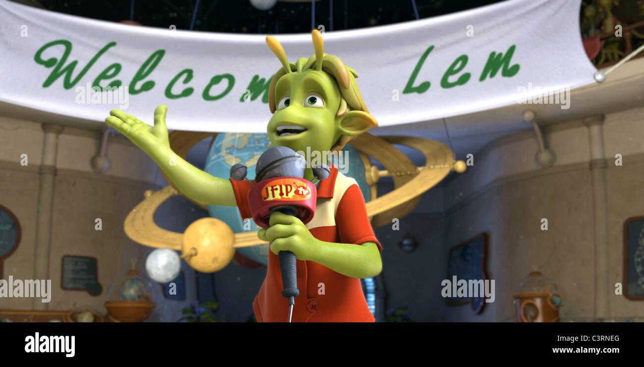 LEM PLANET 51 (2009) - Stock Image