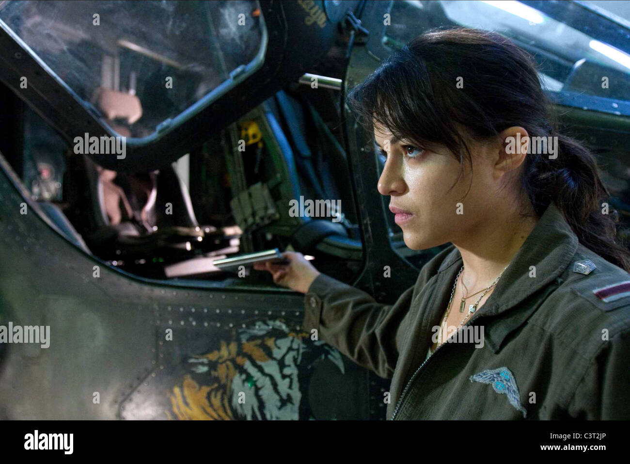 michelle rodriguez avatar (2009 stock photo: 36793646 - alamy