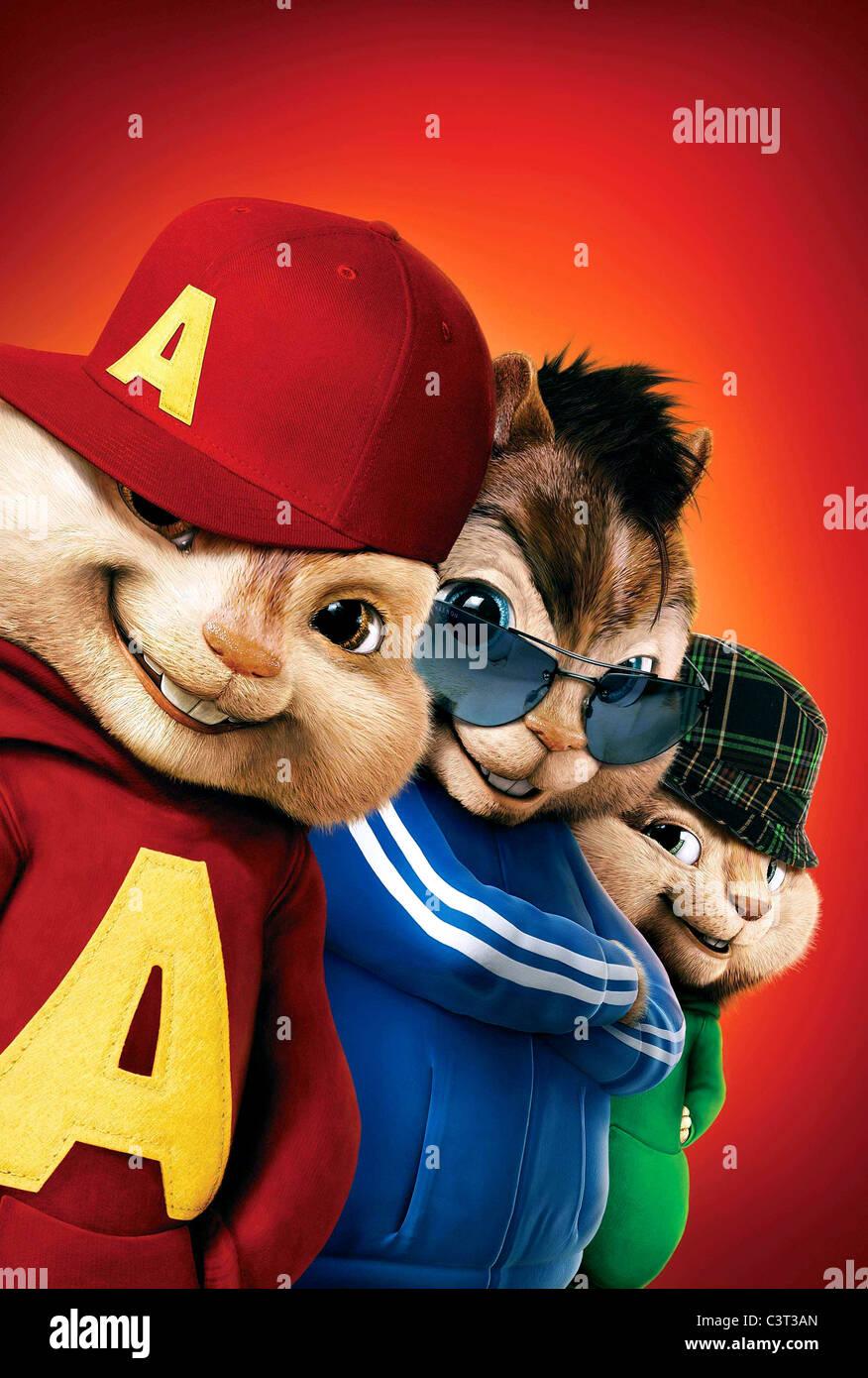 alvin simon theodore alvin and the chipmunks the squeakquel 2009