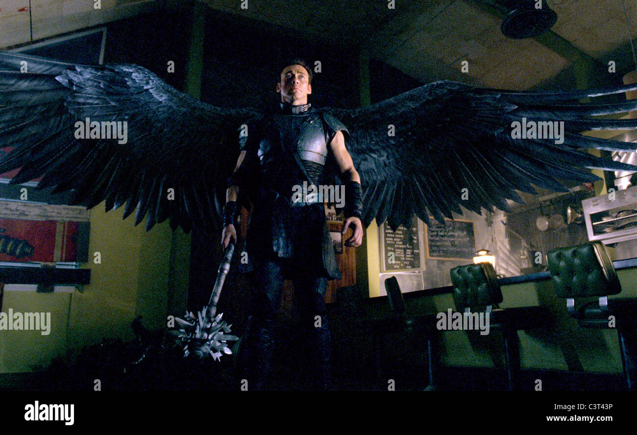 KEVIN DURAND LEGION (2010) - Stock Image