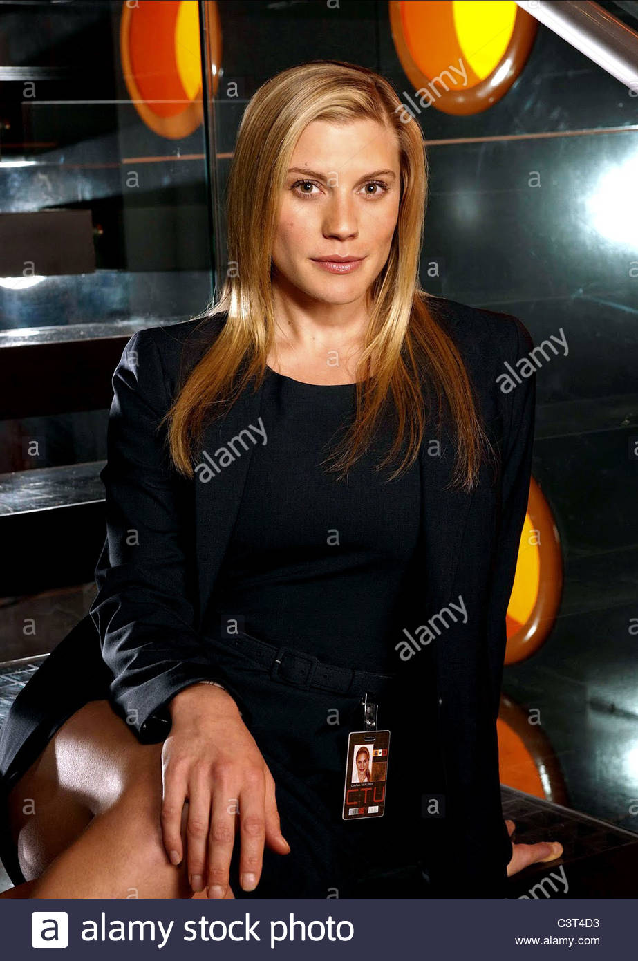 KATEE SACKHOFF 24 : SEASON 8 (2010 Stock Photo: 36795055 - Alamy