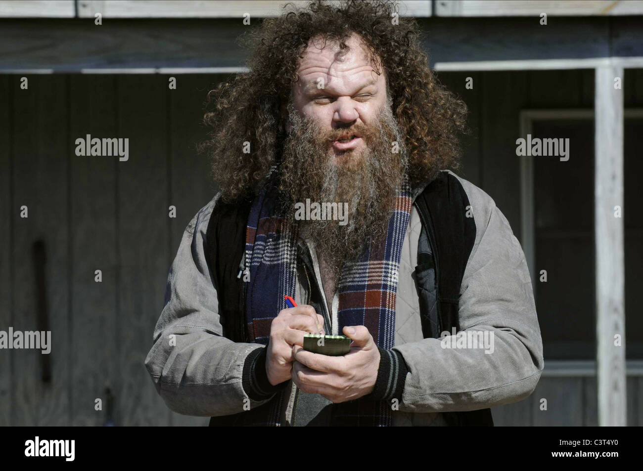 JOHN C. REILLY THE EXTRA MAN (2010) - Stock Image