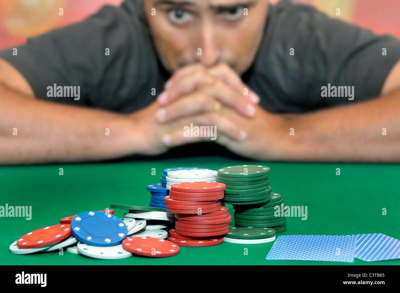 Gambling stock photos pyramid shape casino las vegas