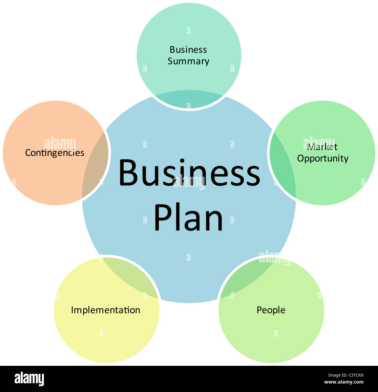 Business plan buying an existing business
