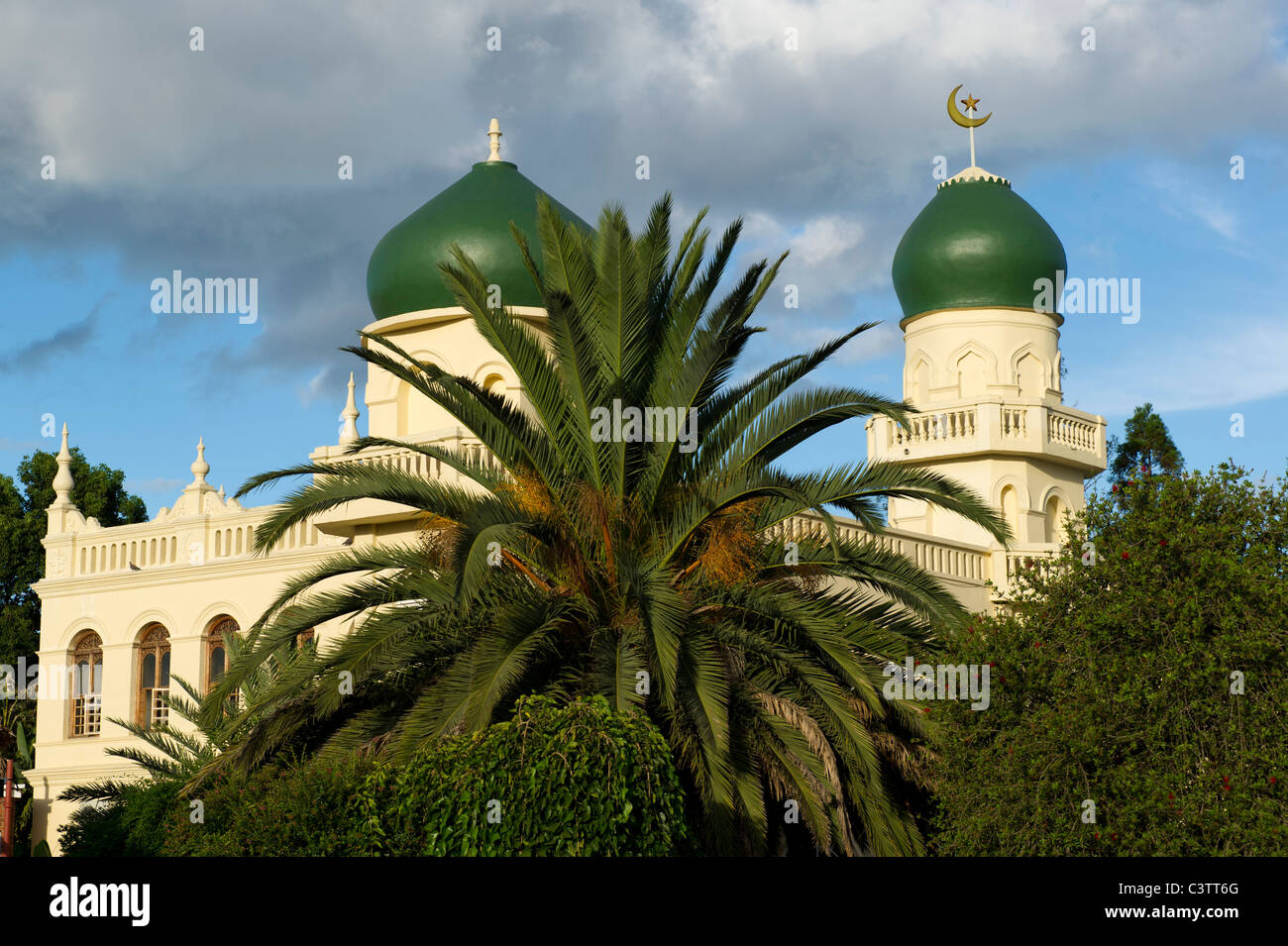 Mosque, Dundee, South Africa - Stock Image