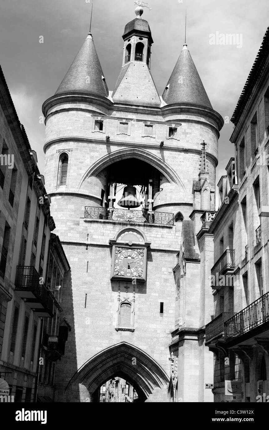 Bordeaux Grosse Cloche - Stock Image